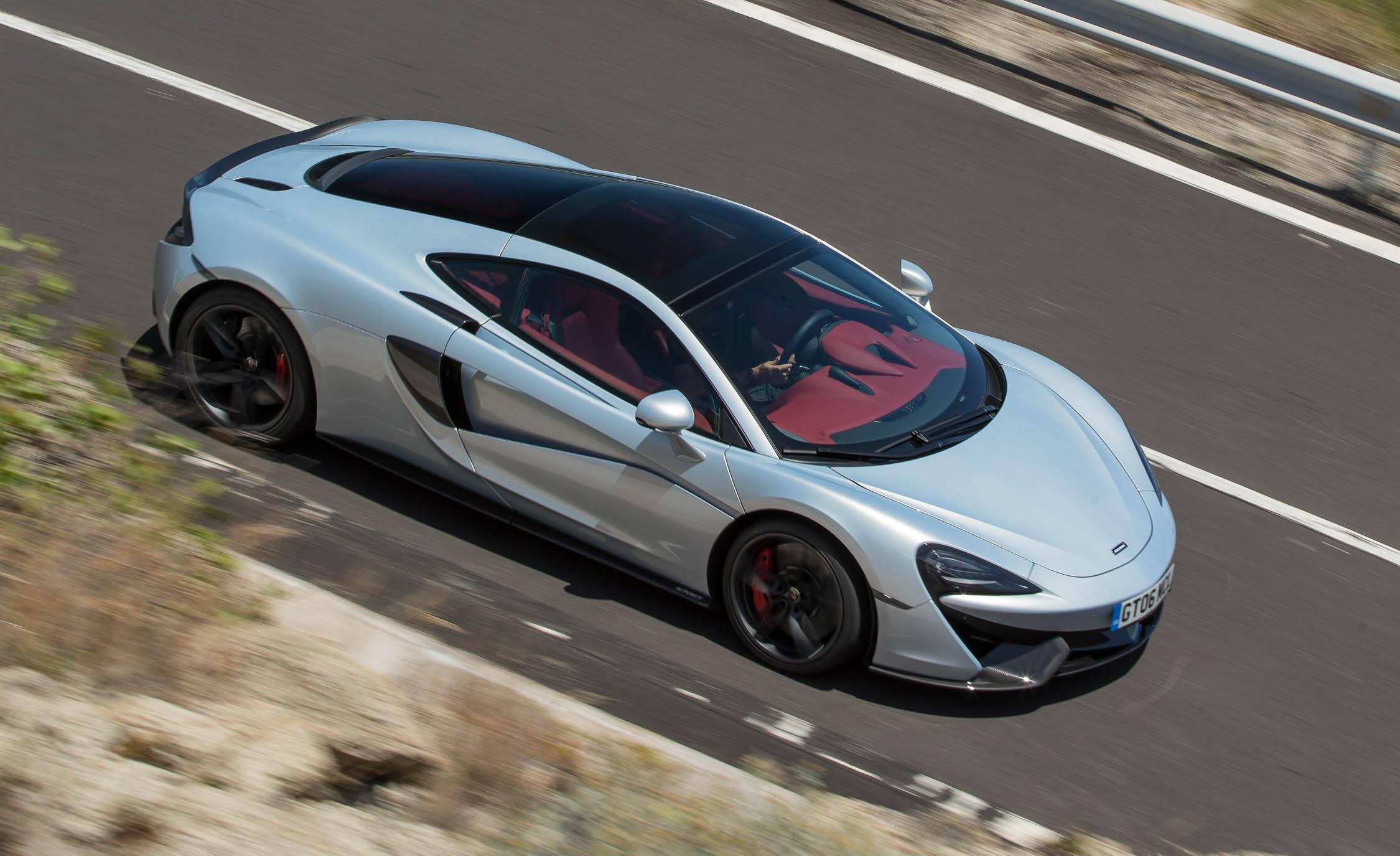 2017 McLaren 570GT (View 14 of 38)