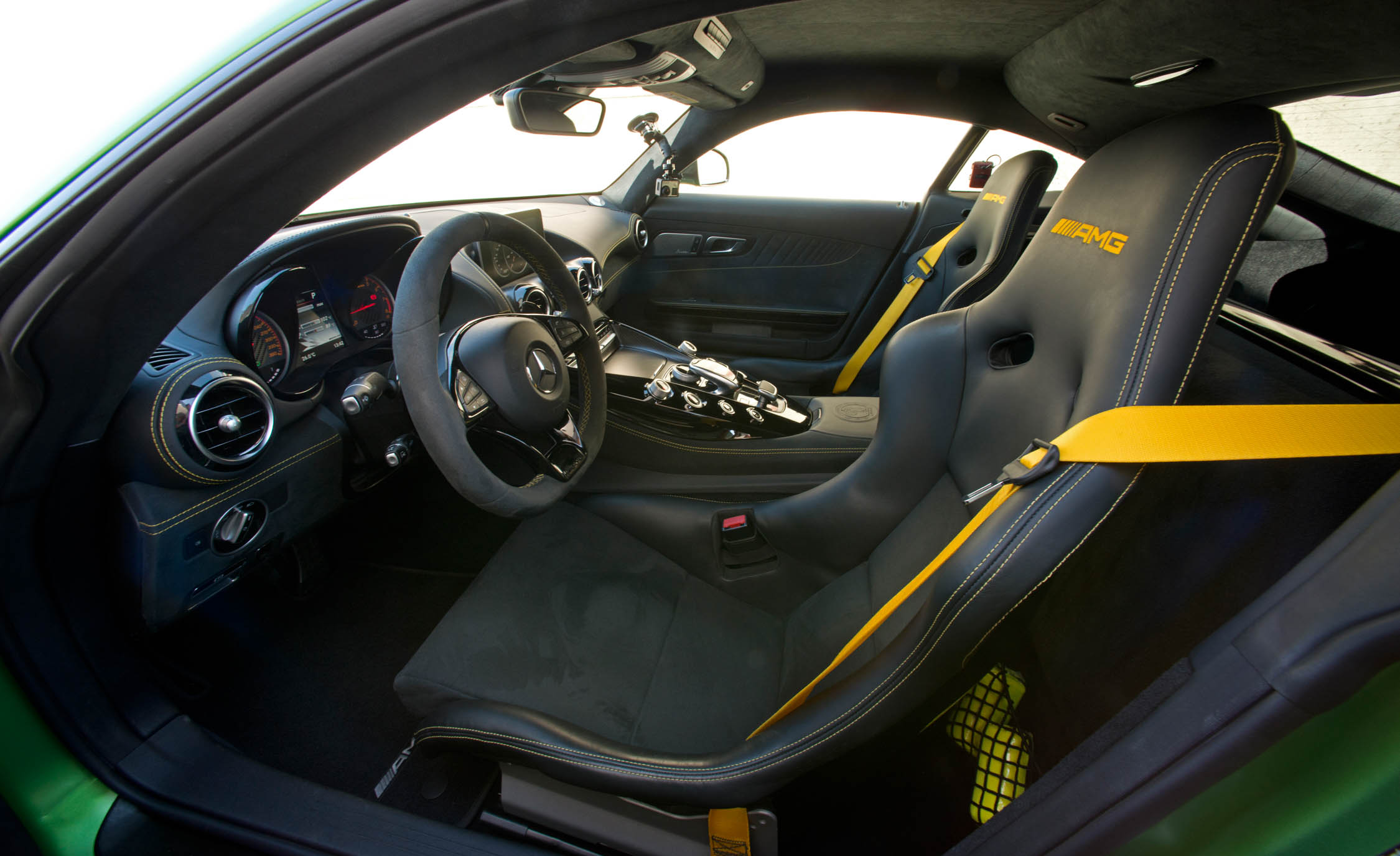2017 Mercedes Amg Gt R Interior Seats (View 10 of 22)
