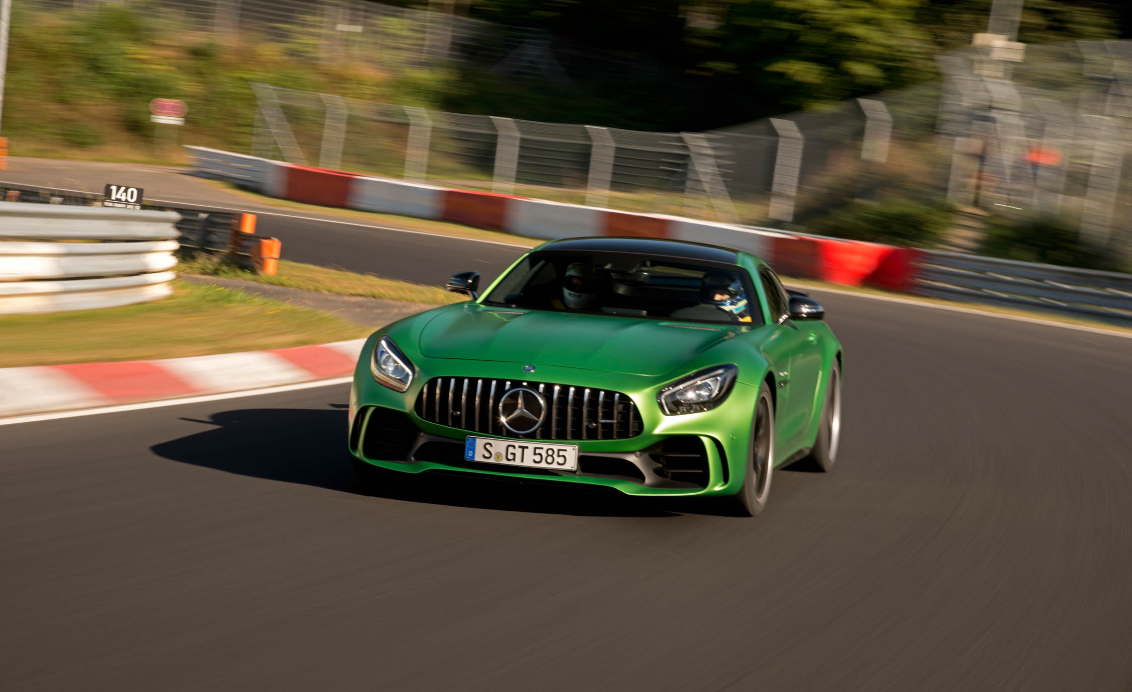 2017 Mercedes Amg Gt R Test Drive (View 1 of 22)