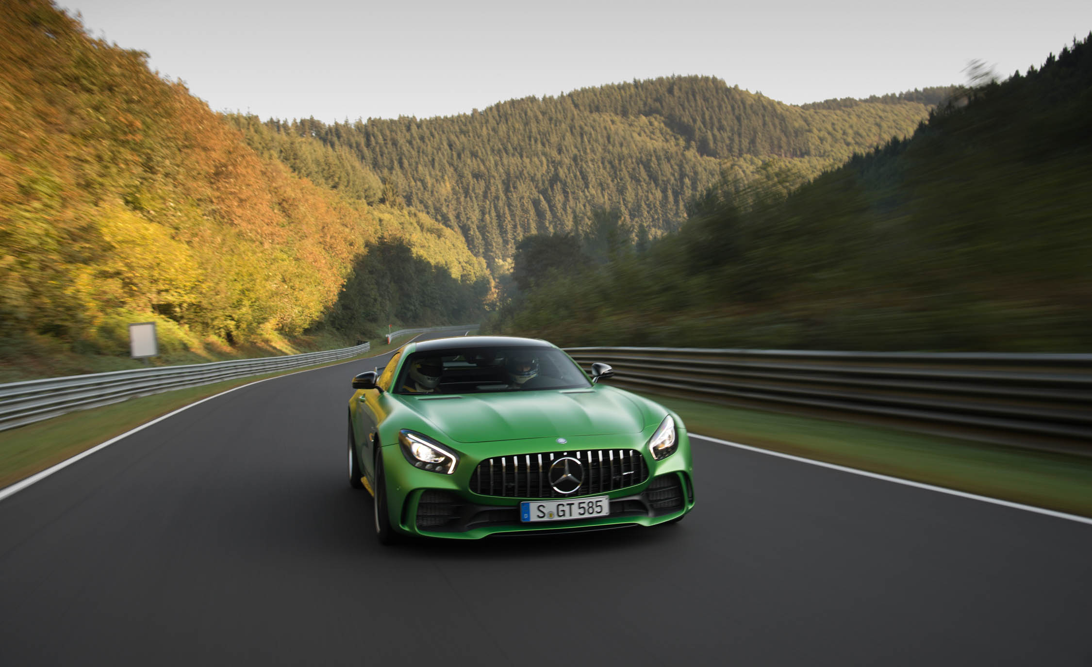 2017 Mercedes Amg Gt R (View 7 of 22)