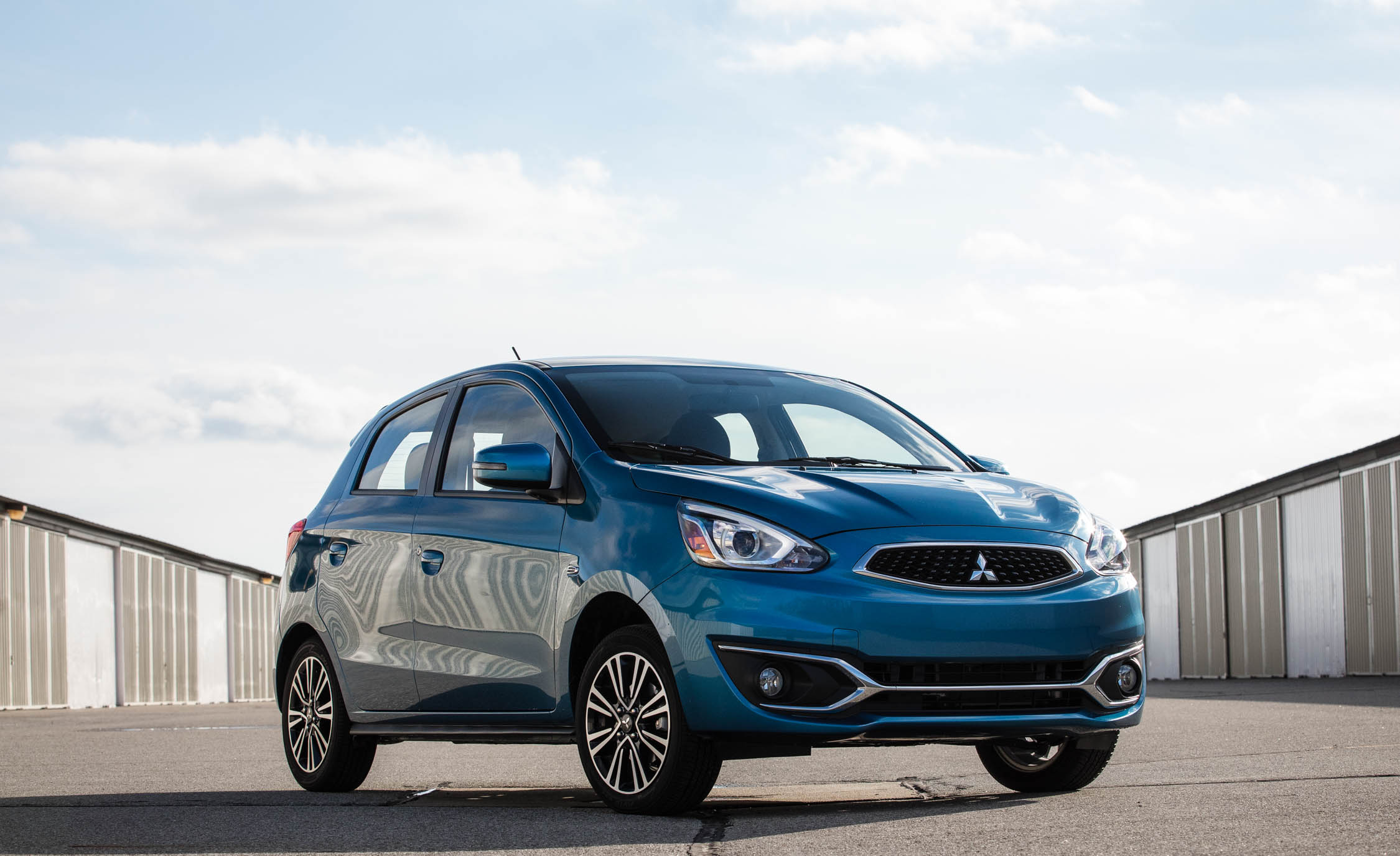 2017 Mitsubishi Mirage GT (View 8 of 21)