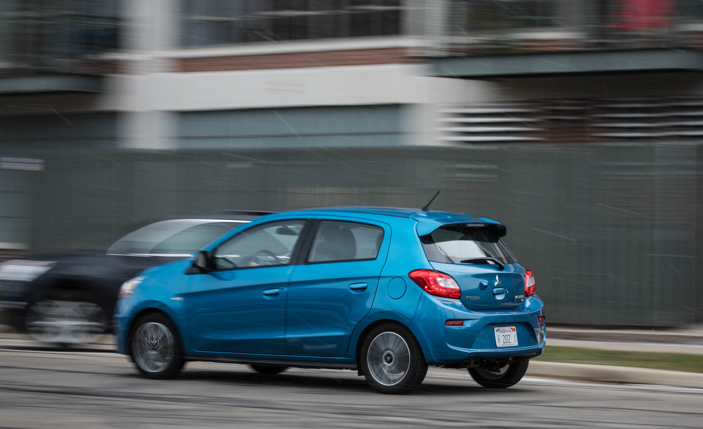 2017 Mitsubishi Mirage GT (View 2 of 21)