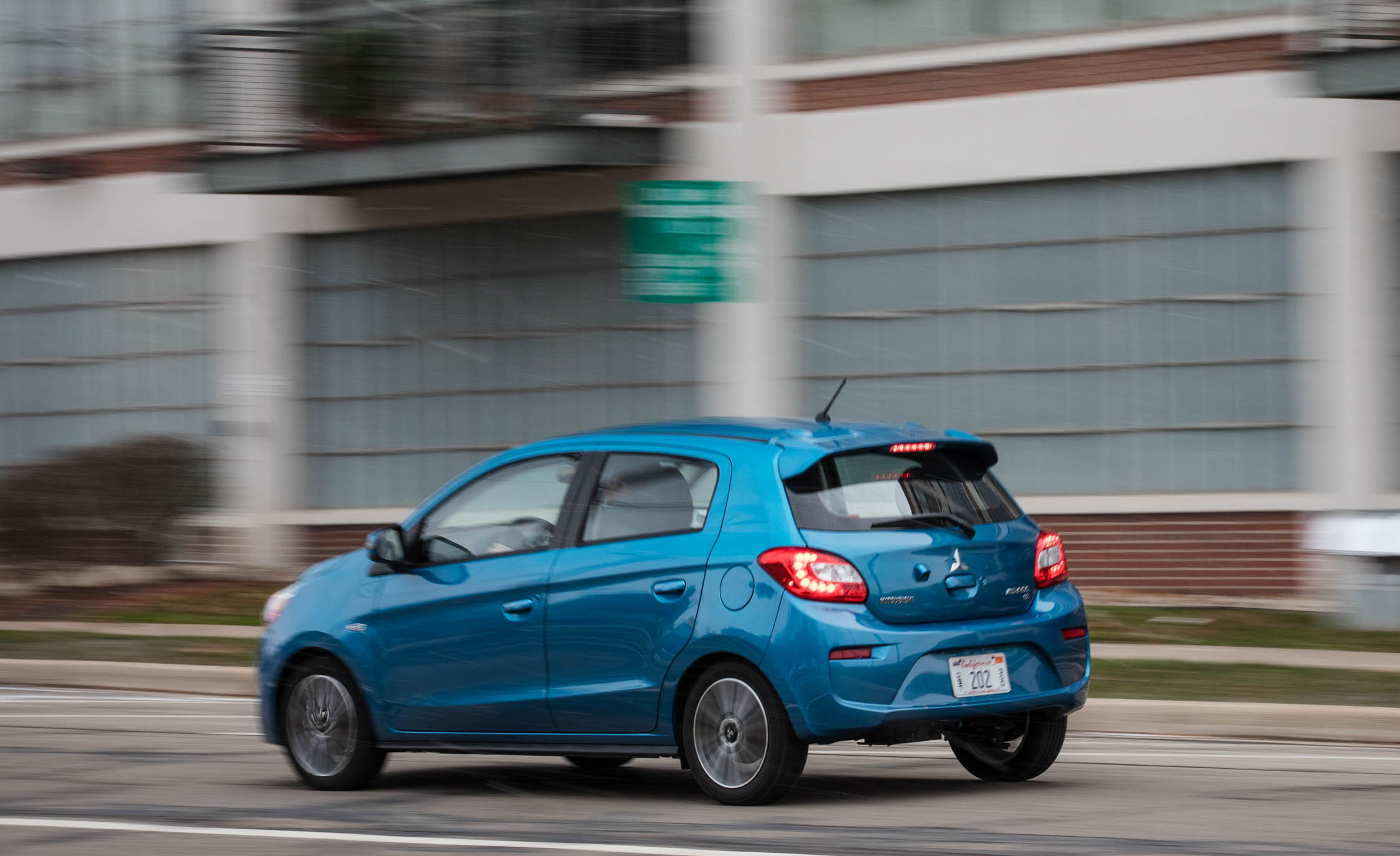 2017 Mitsubishi Mirage GT (View 1 of 21)