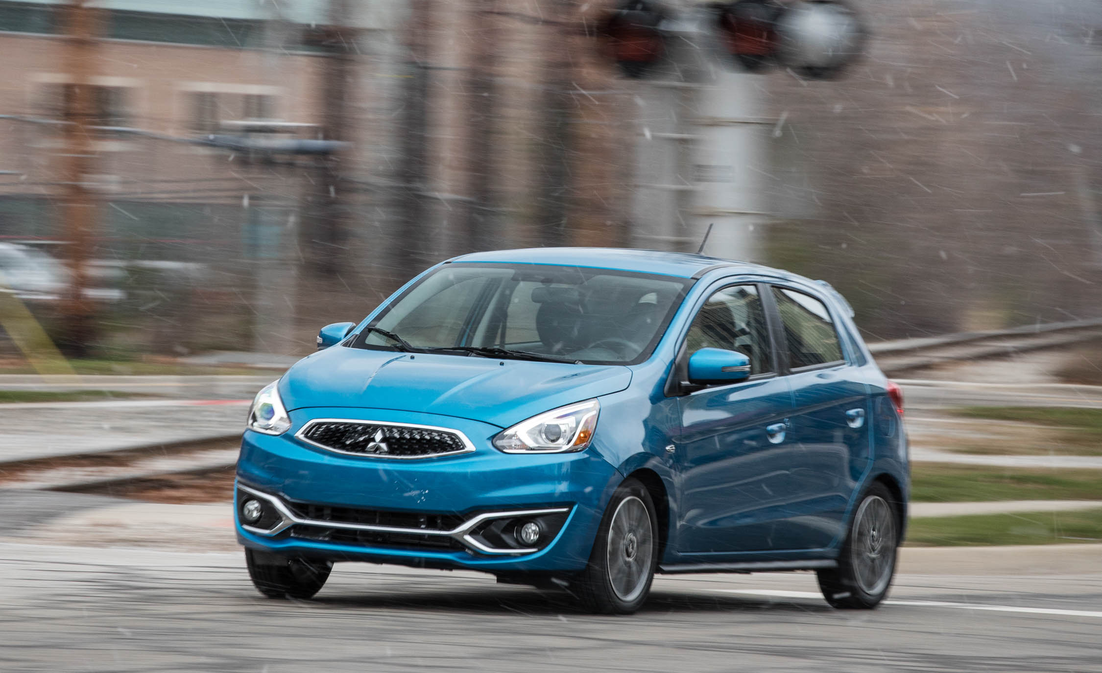Featured Image of 2017 Mitsubishi Mirage