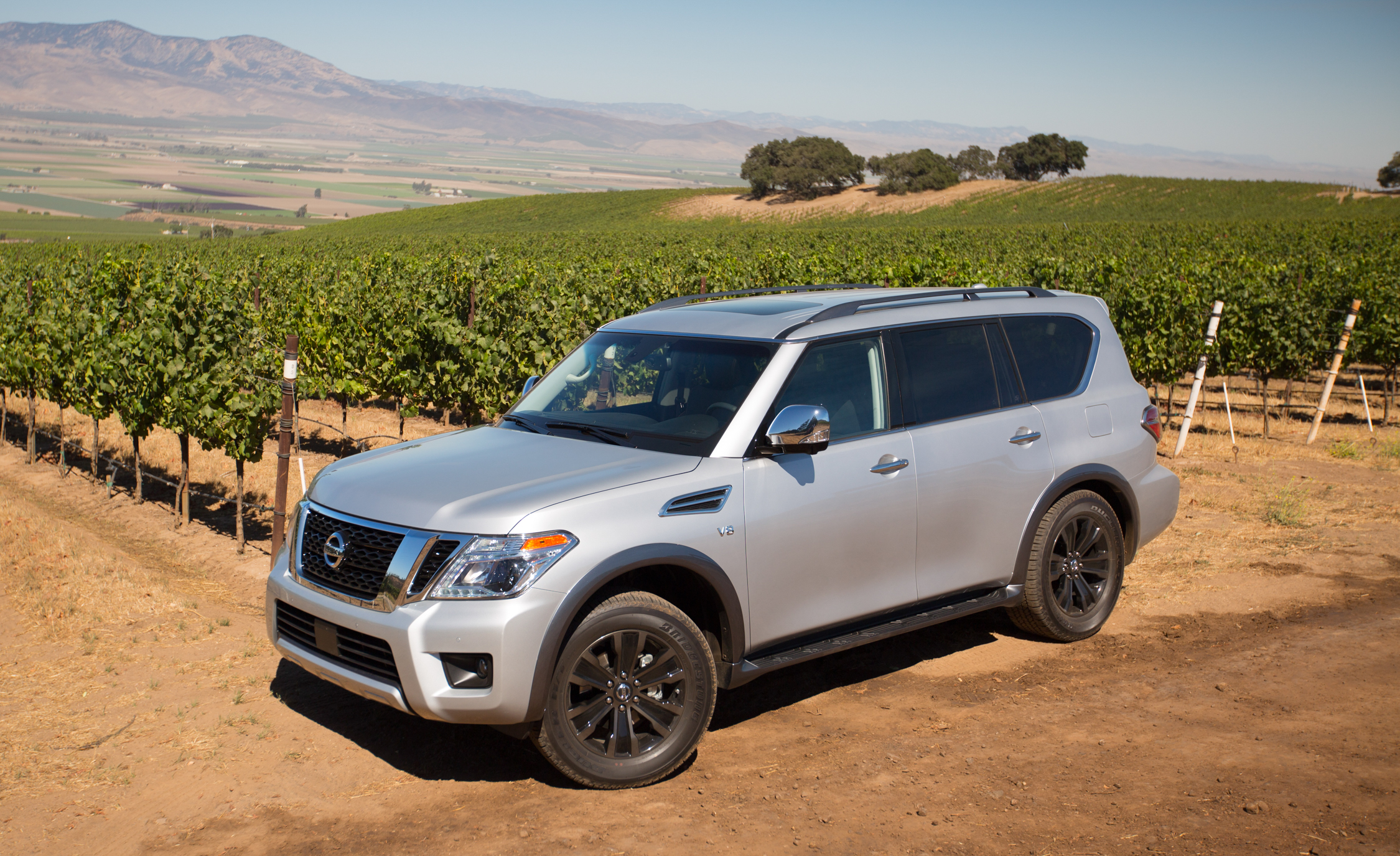 2017 Nissan Armada (View 14 of 27)