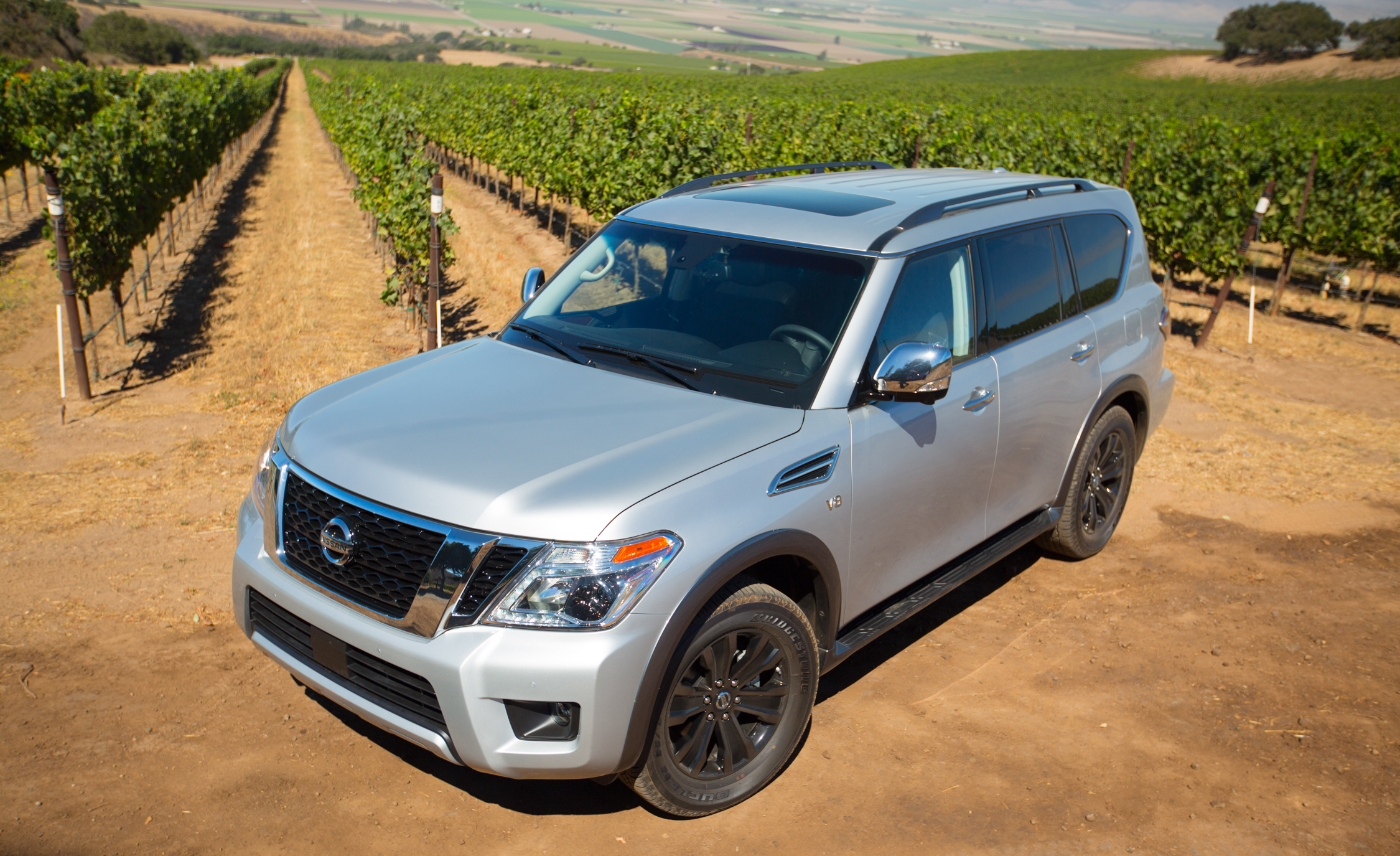 2017 Nissan Armada (View 15 of 27)