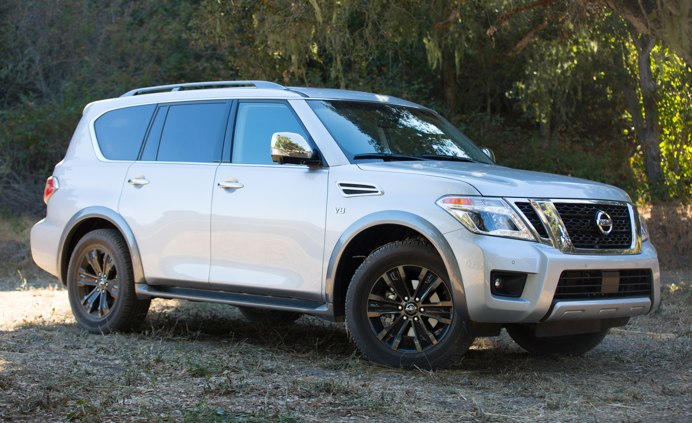 2017 Nissan Armada (View 12 of 27)