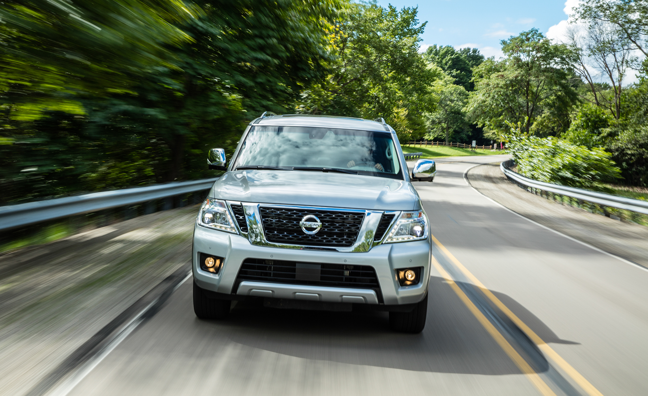 2017 Nissan Armada Platinum (View 1 of 27)