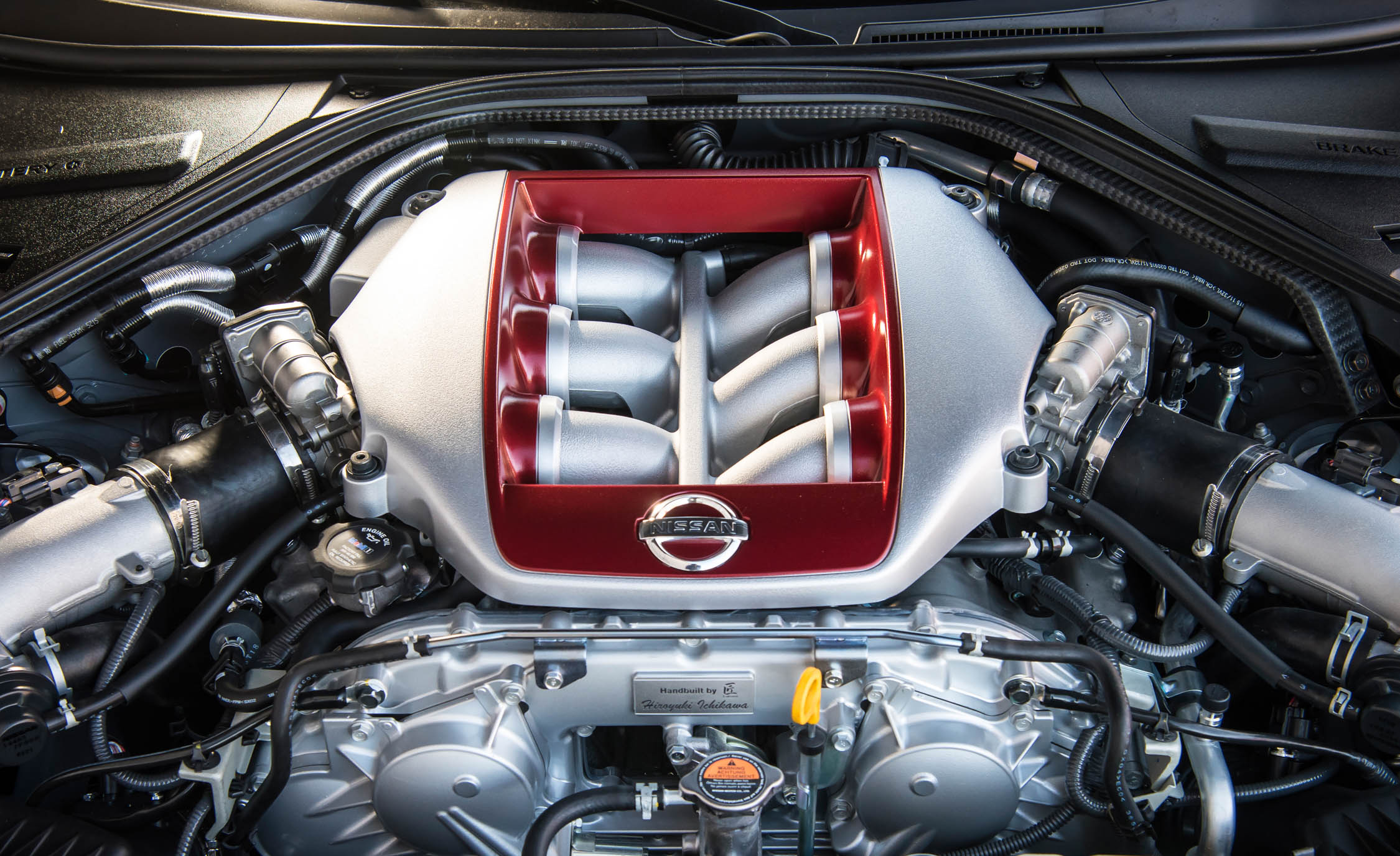 2017 Nissan GT R Twin Turbocharged  (Photo 17 of 17)