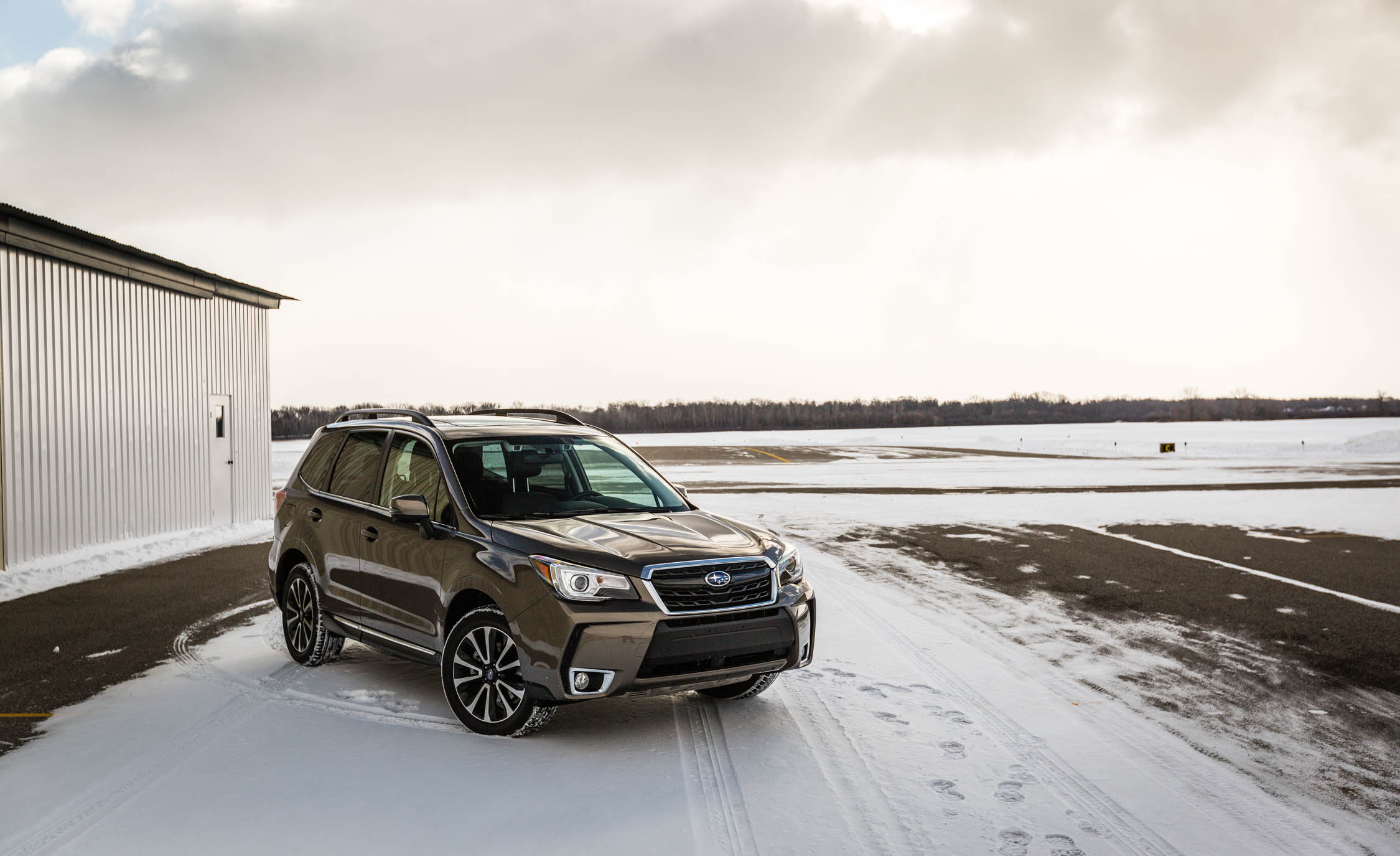 2017 Subaru Forester XT (Photo 5 of 19)
