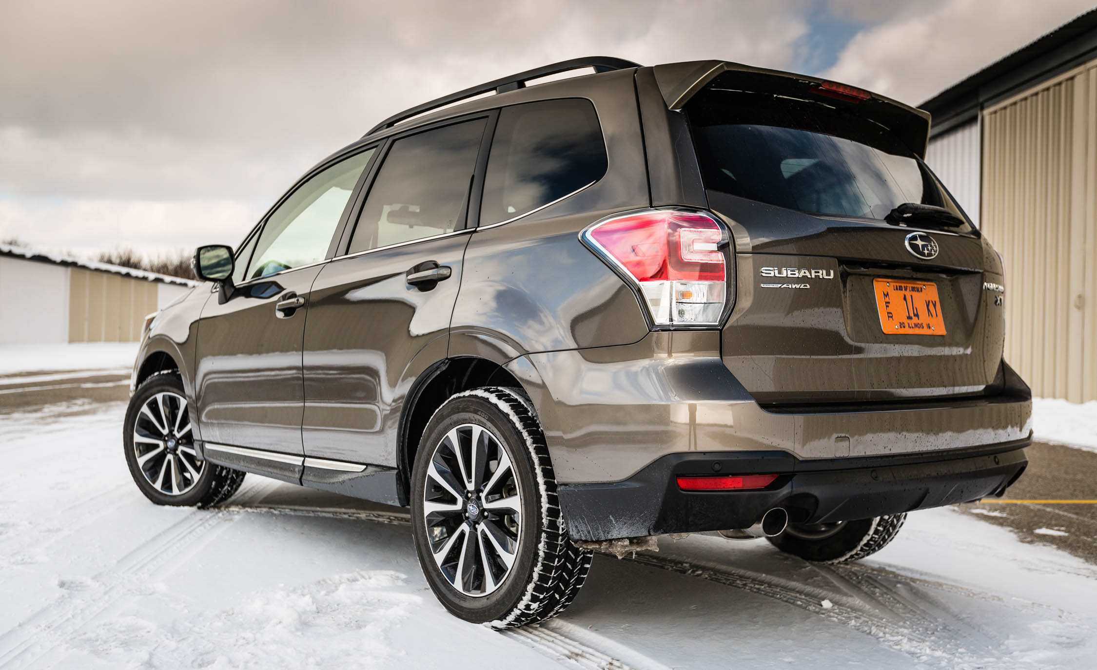 2017 Subaru Forester XT (Photo 10 of 19)