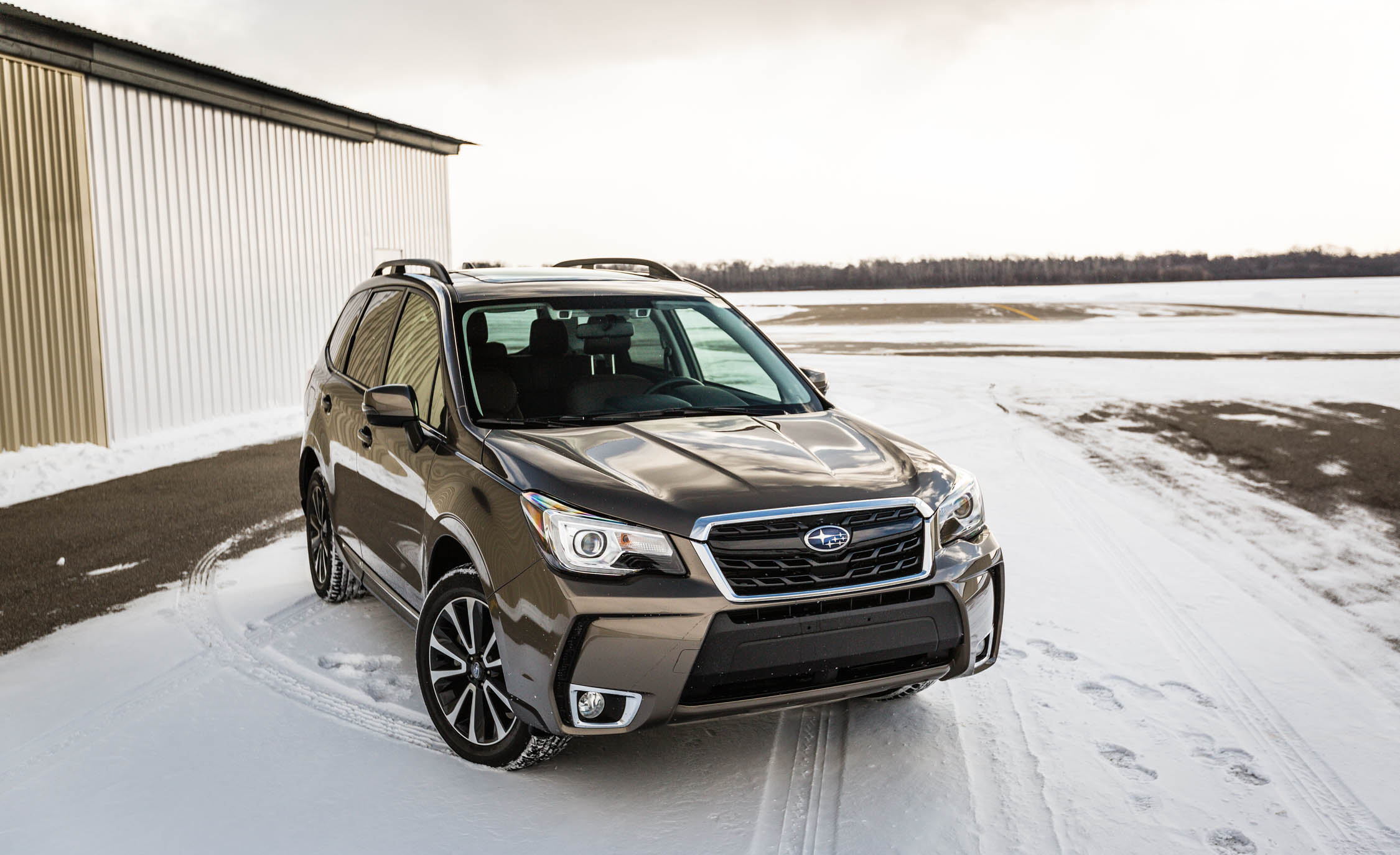 Featured Image of 2017 Subaru Forester