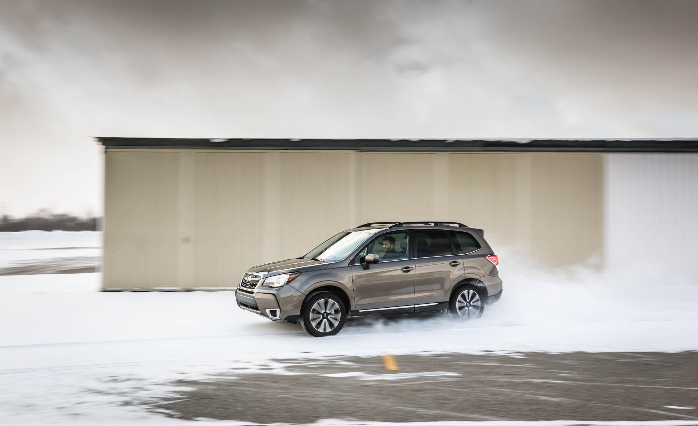 2017 Subaru Forester XT (Photo 1 of 19)