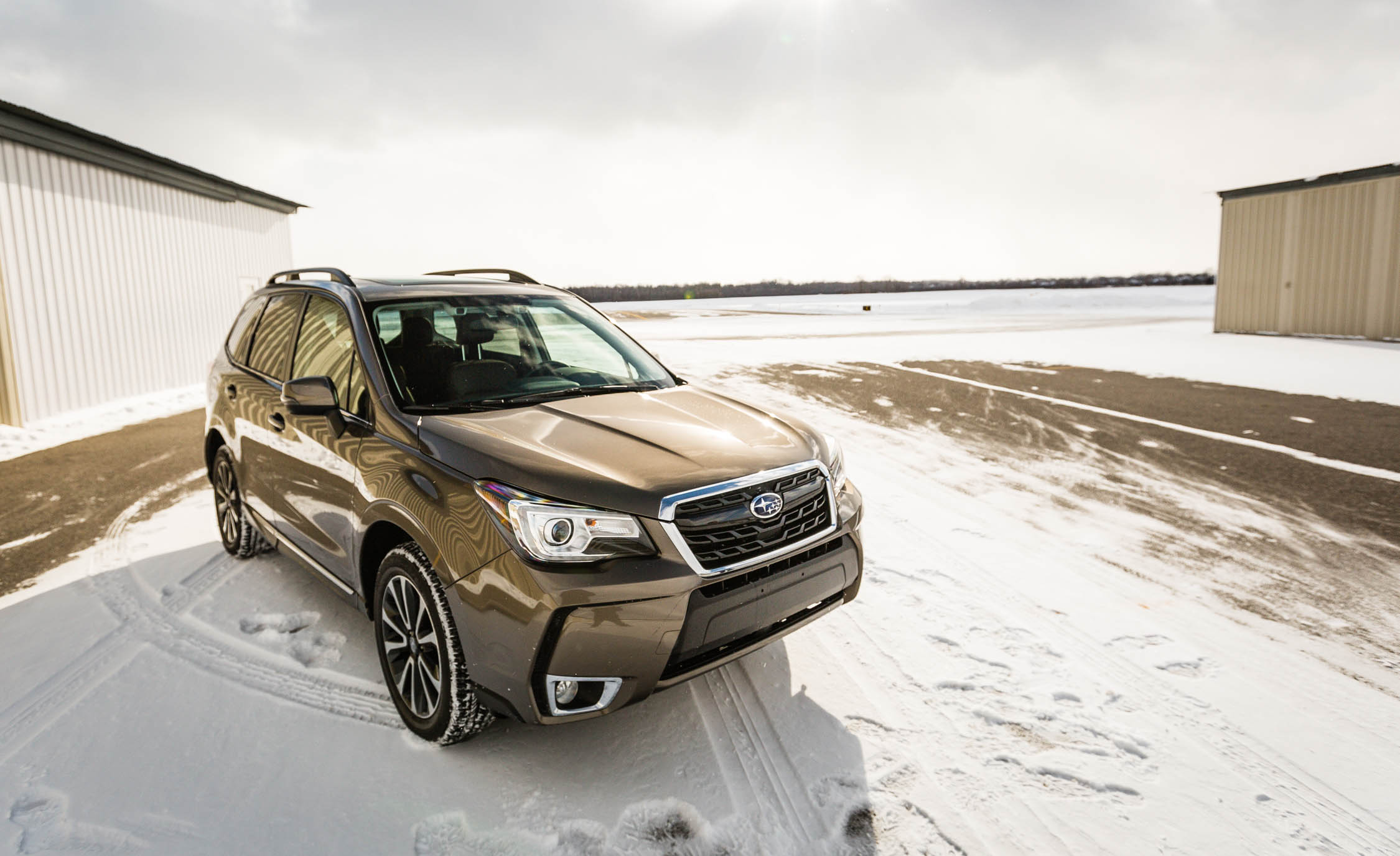 2017 Subaru Forester XT (Photo 7 of 19)