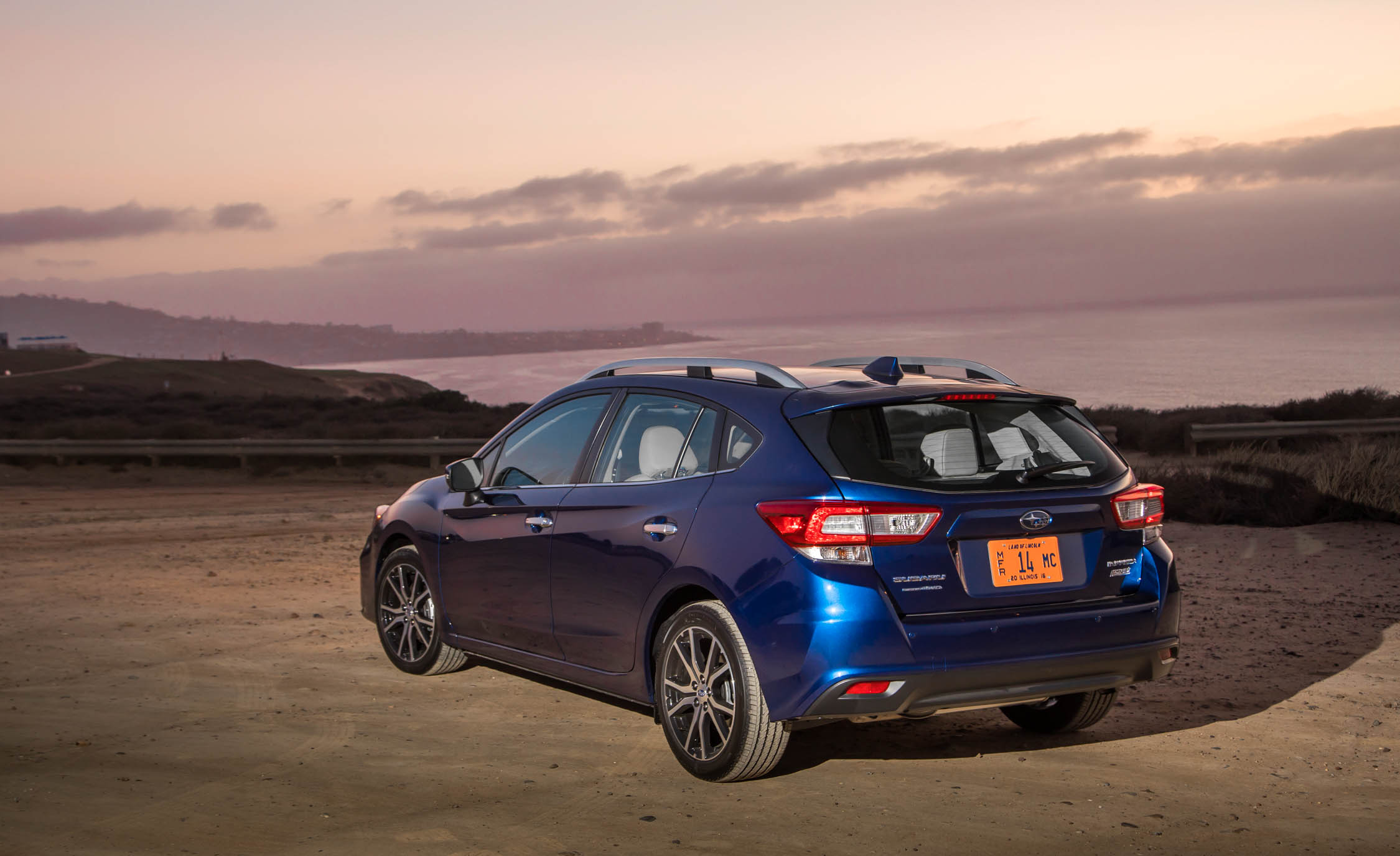 2017 Subaru Impreza Hatchback (Photo 25 of 33)