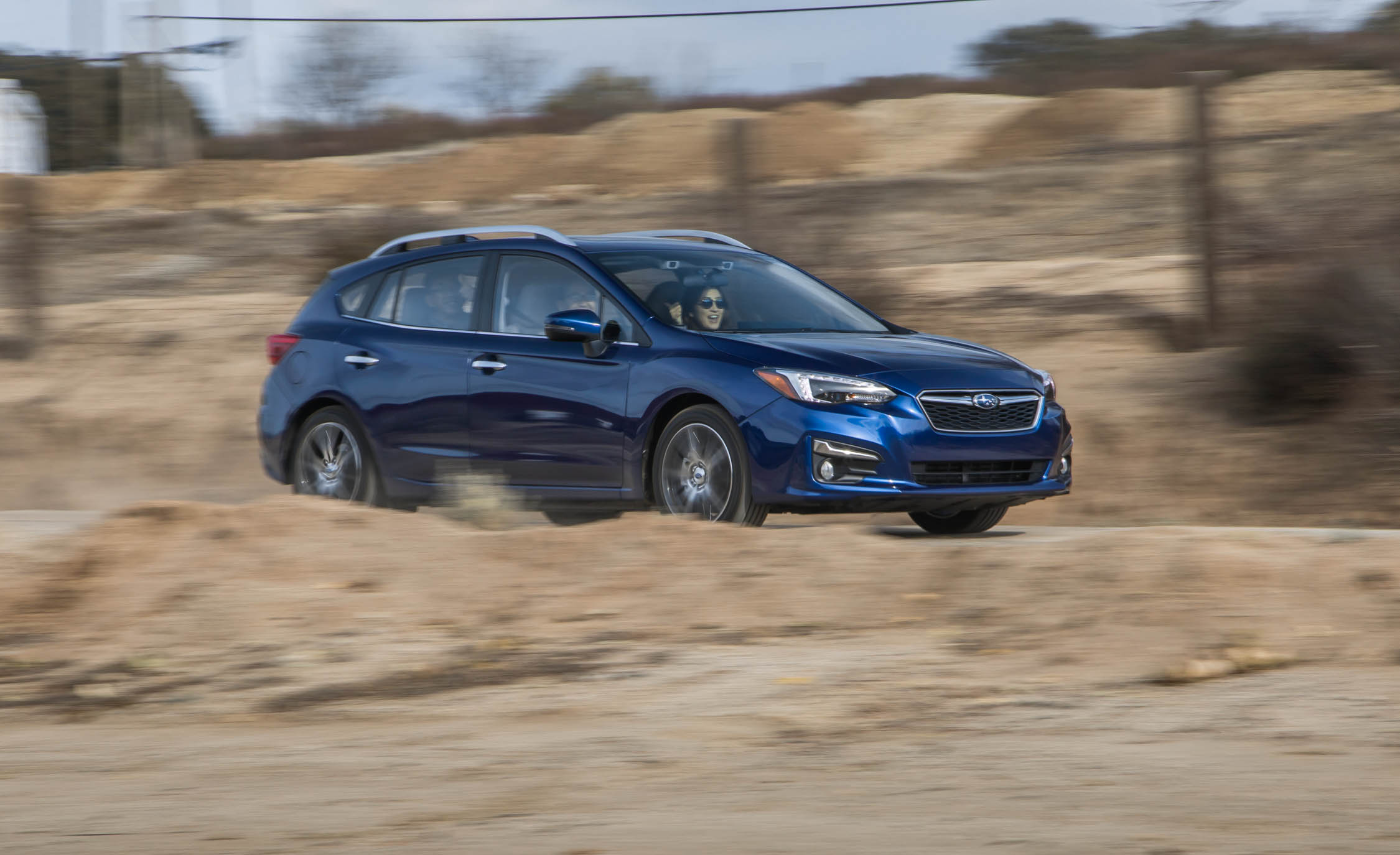 2017 Subaru Impreza Hatchback (Photo 21 of 33)