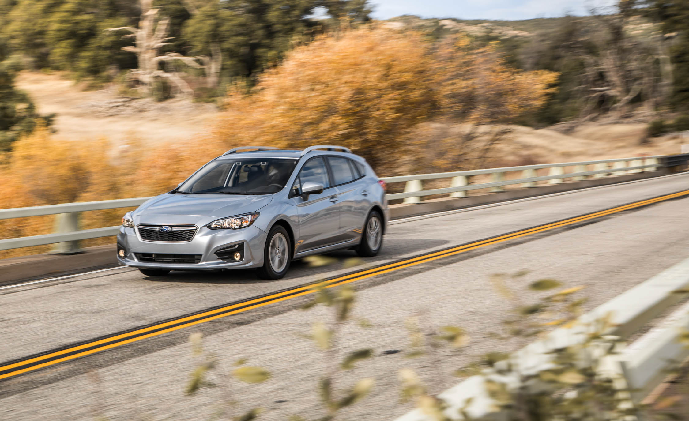 2017 Subaru Impreza Hatchback (Photo 13 of 33)