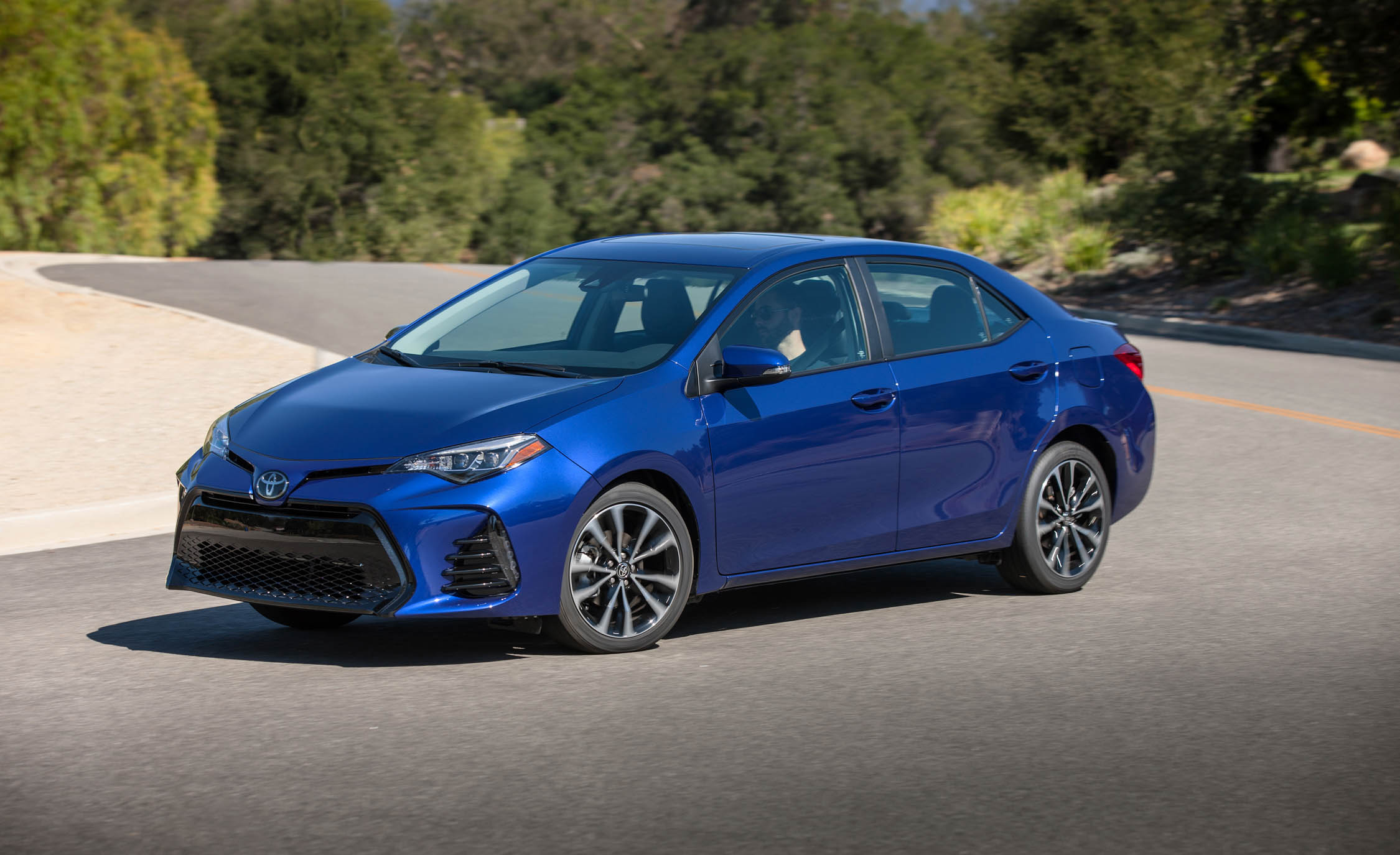2017 Toyota Corolla SE (View 17 of 75)