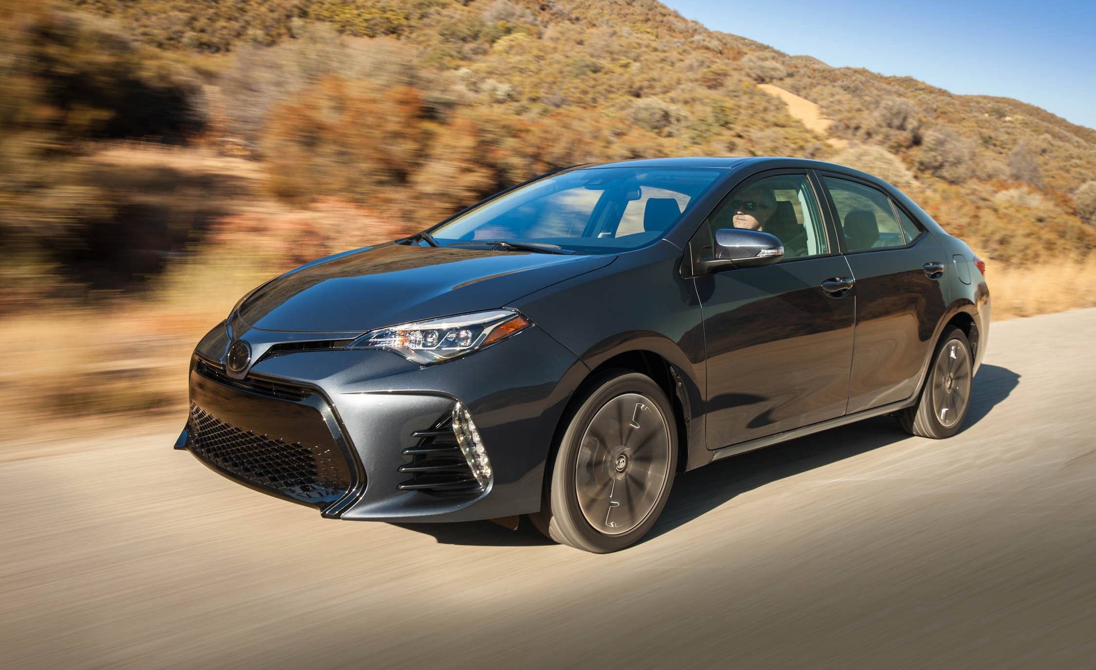 2017 Toyota Corolla XSE (View 29 of 75)