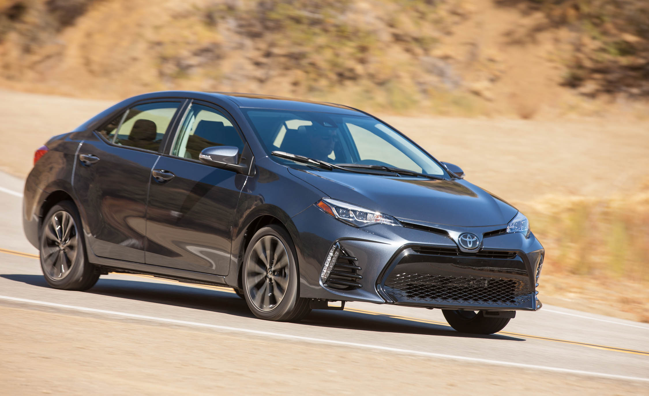 2017 Toyota Corolla XSE (View 1 of 75)