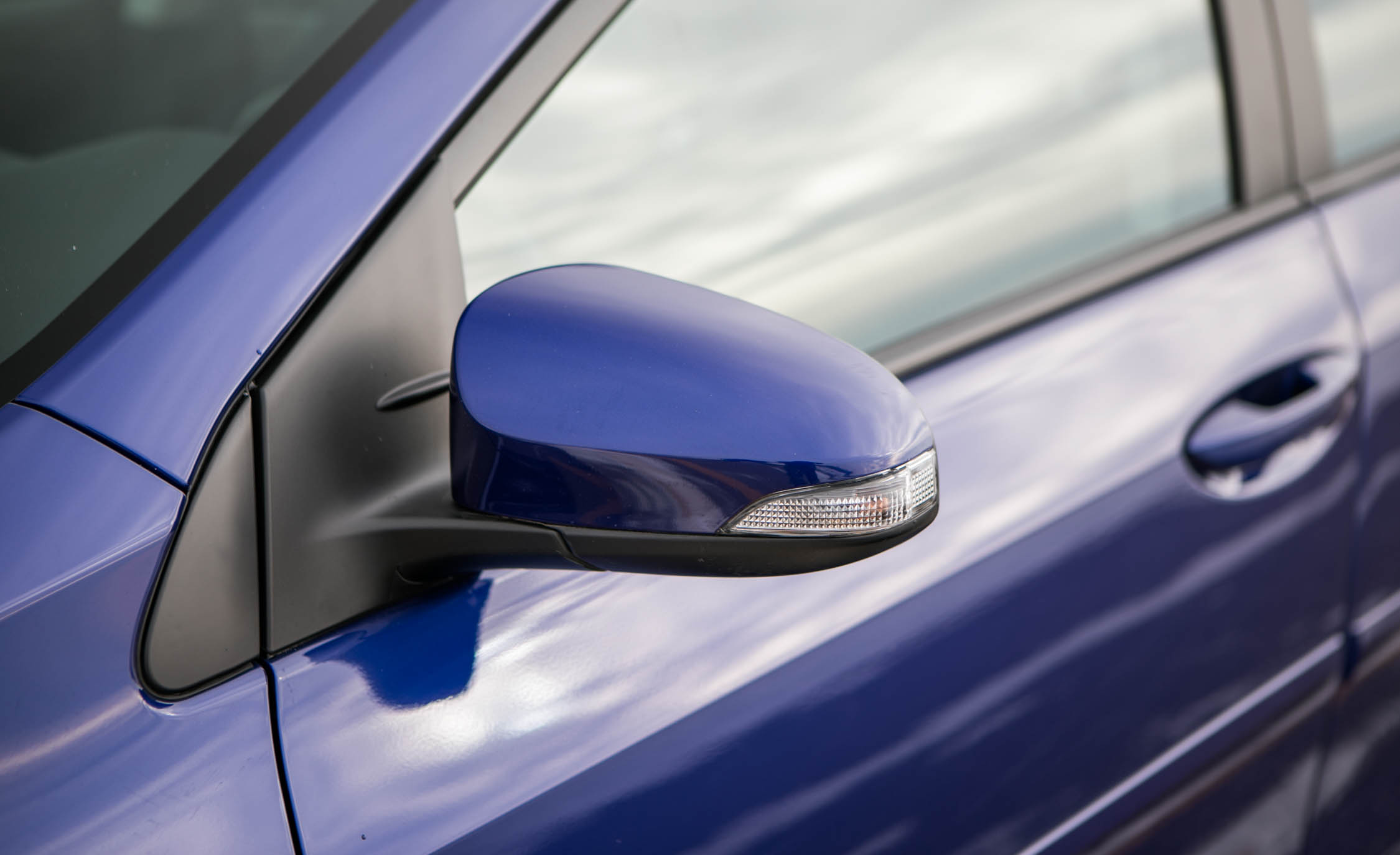 2017 Toyota Corolla XSE Exterior View Side Mirror (View 66 of 75)