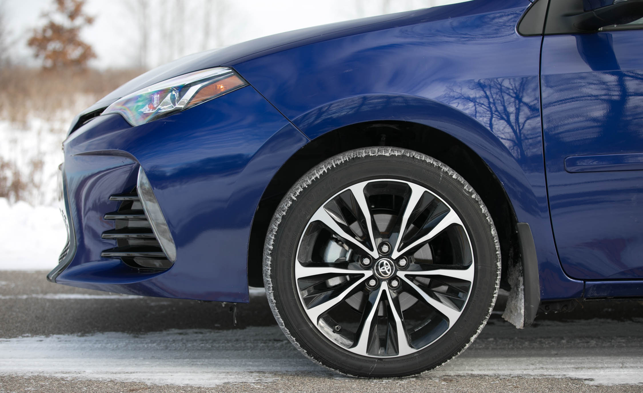 2017 Toyota Corolla XSE Exterior View Wheel Trim (Photo 48 of 75)