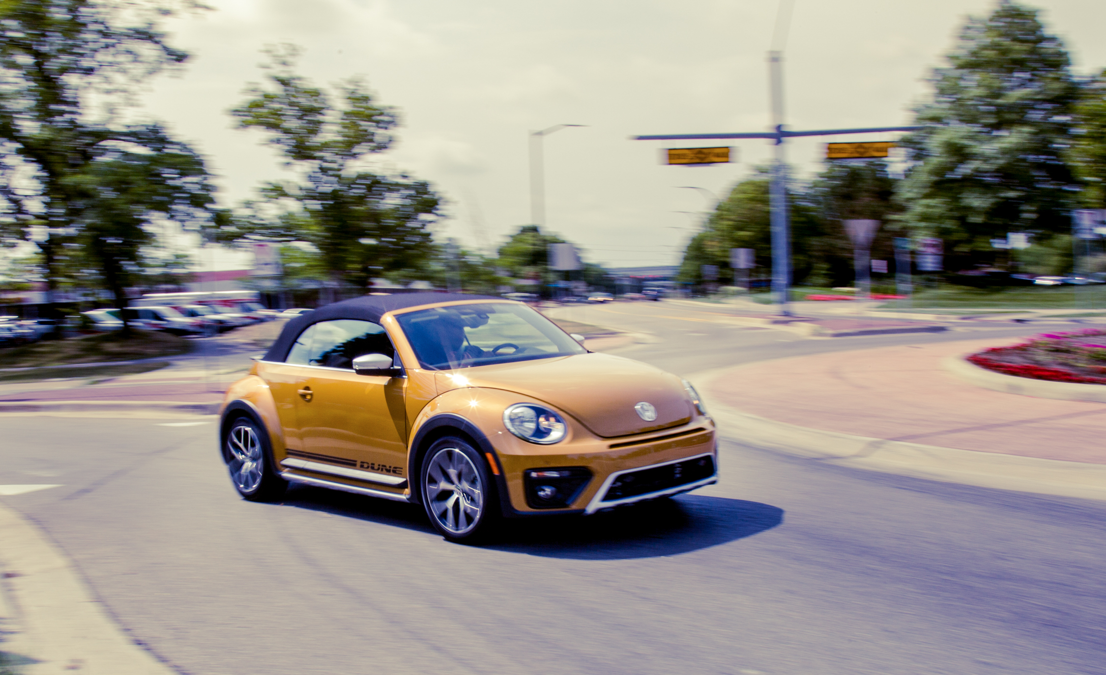 2017 Volkswagen Beetle Dune Convertible (View 4 of 19)