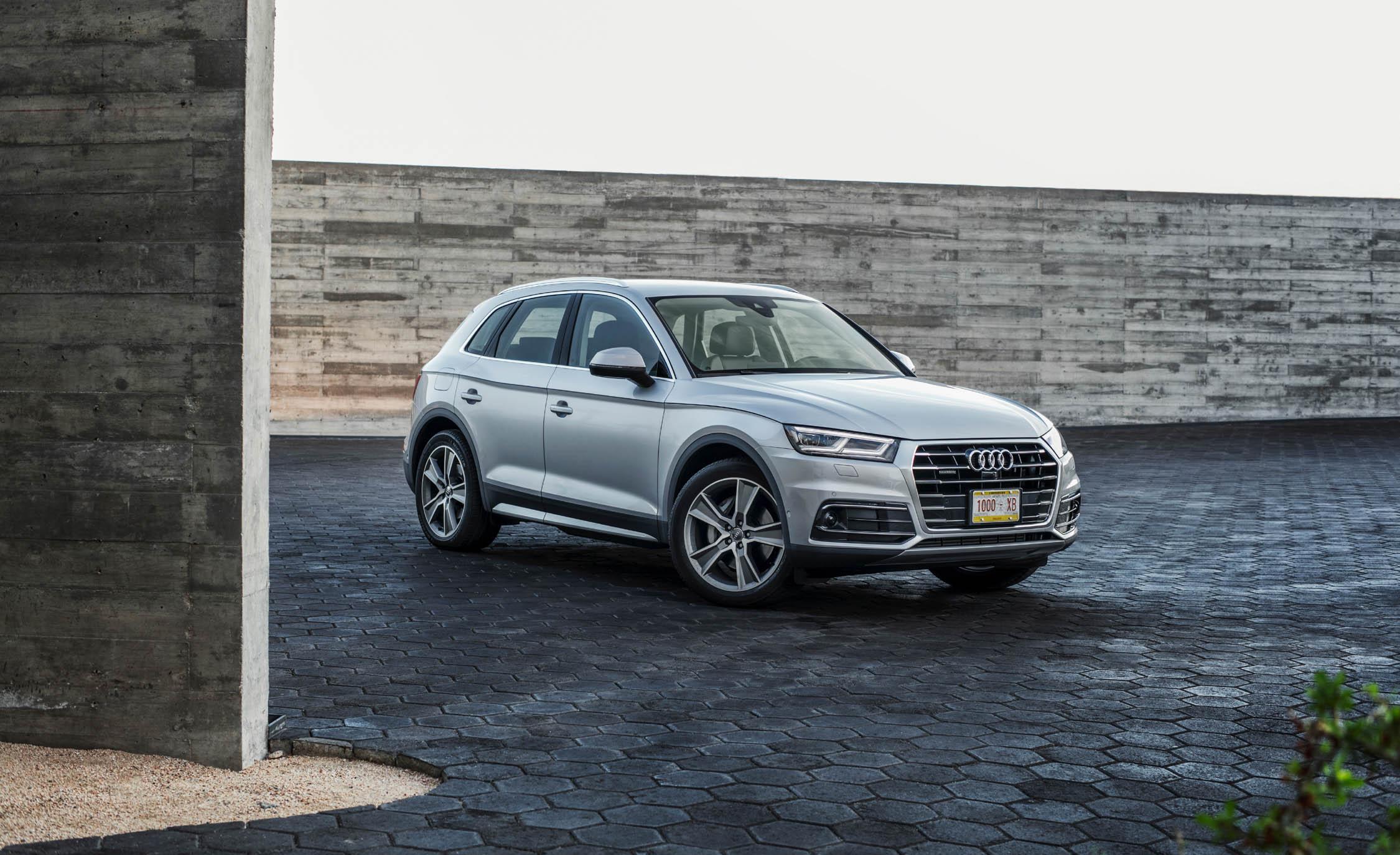 2018 Audi Q (Photo 1 of 40)