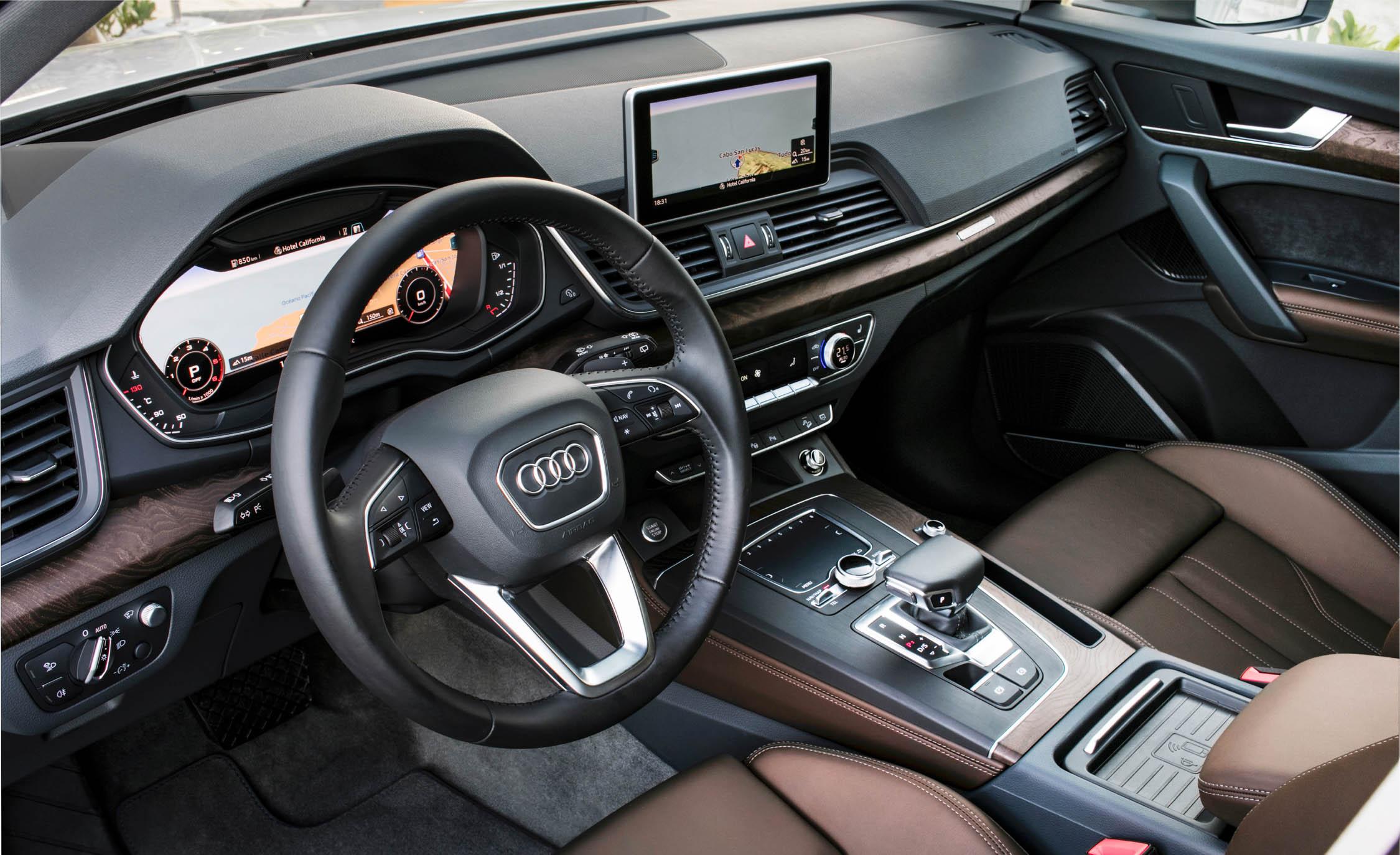 2018 Audi Q (View 7 of 40)