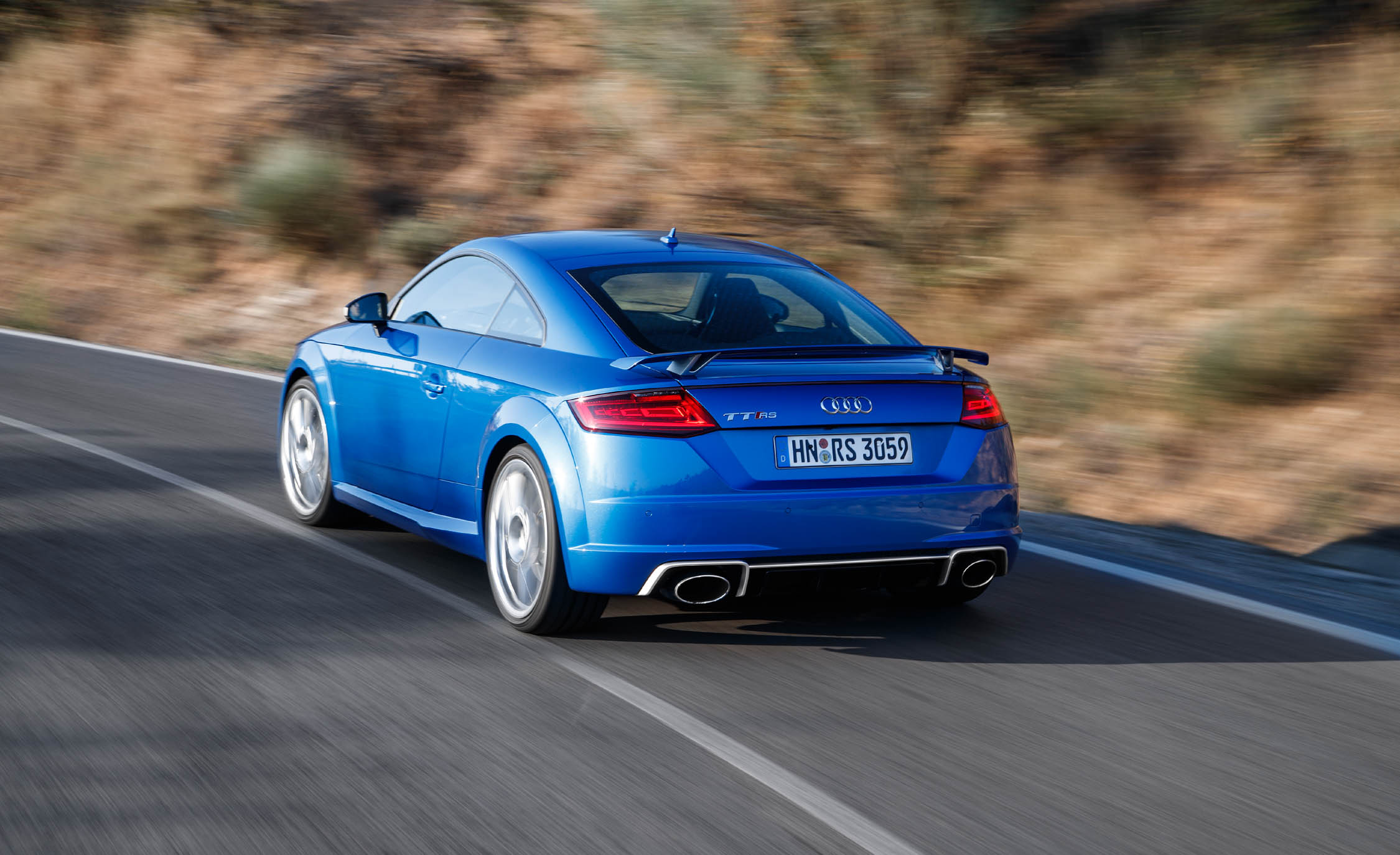 2017 Audi TT RS Coupe (Photo 22 of 34)