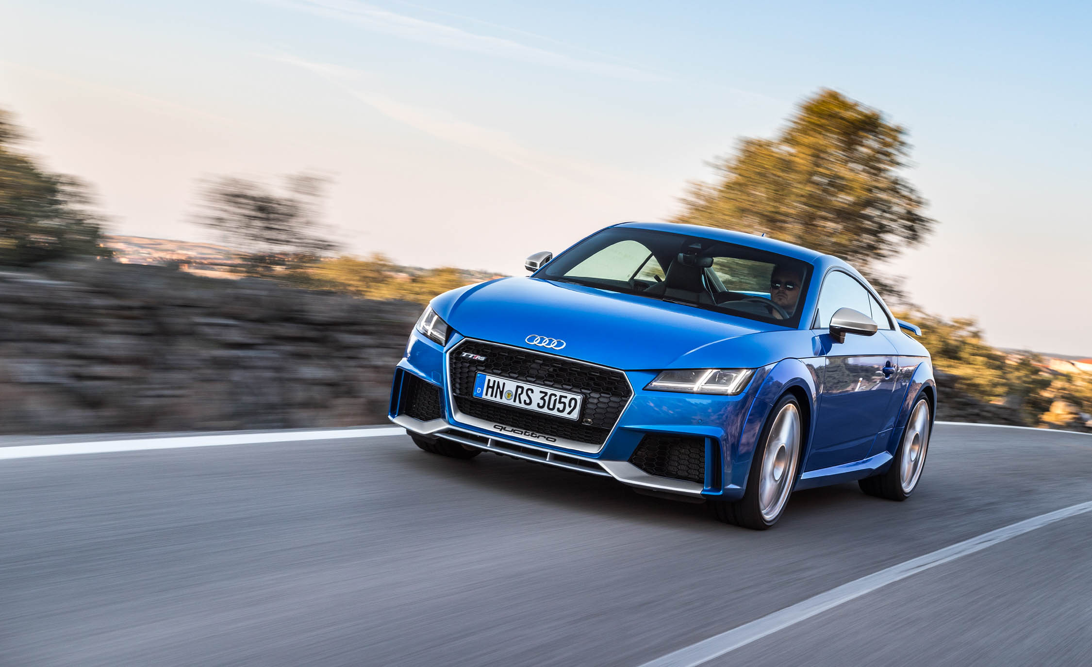 2017 Audi TT RS Coupe (View 24 of 34)