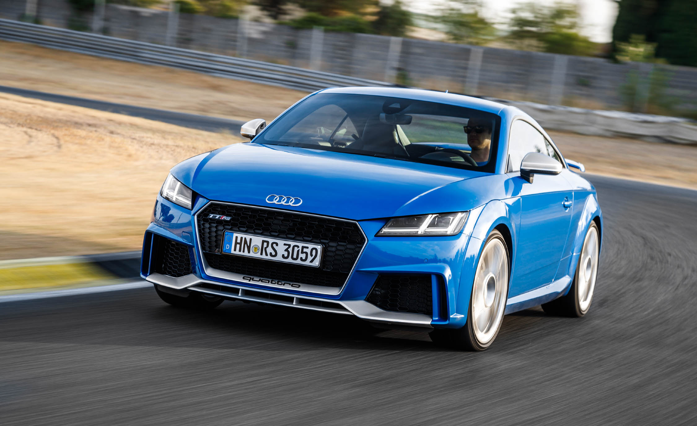 2017 Audi TT RS Coupe (View 27 of 34)
