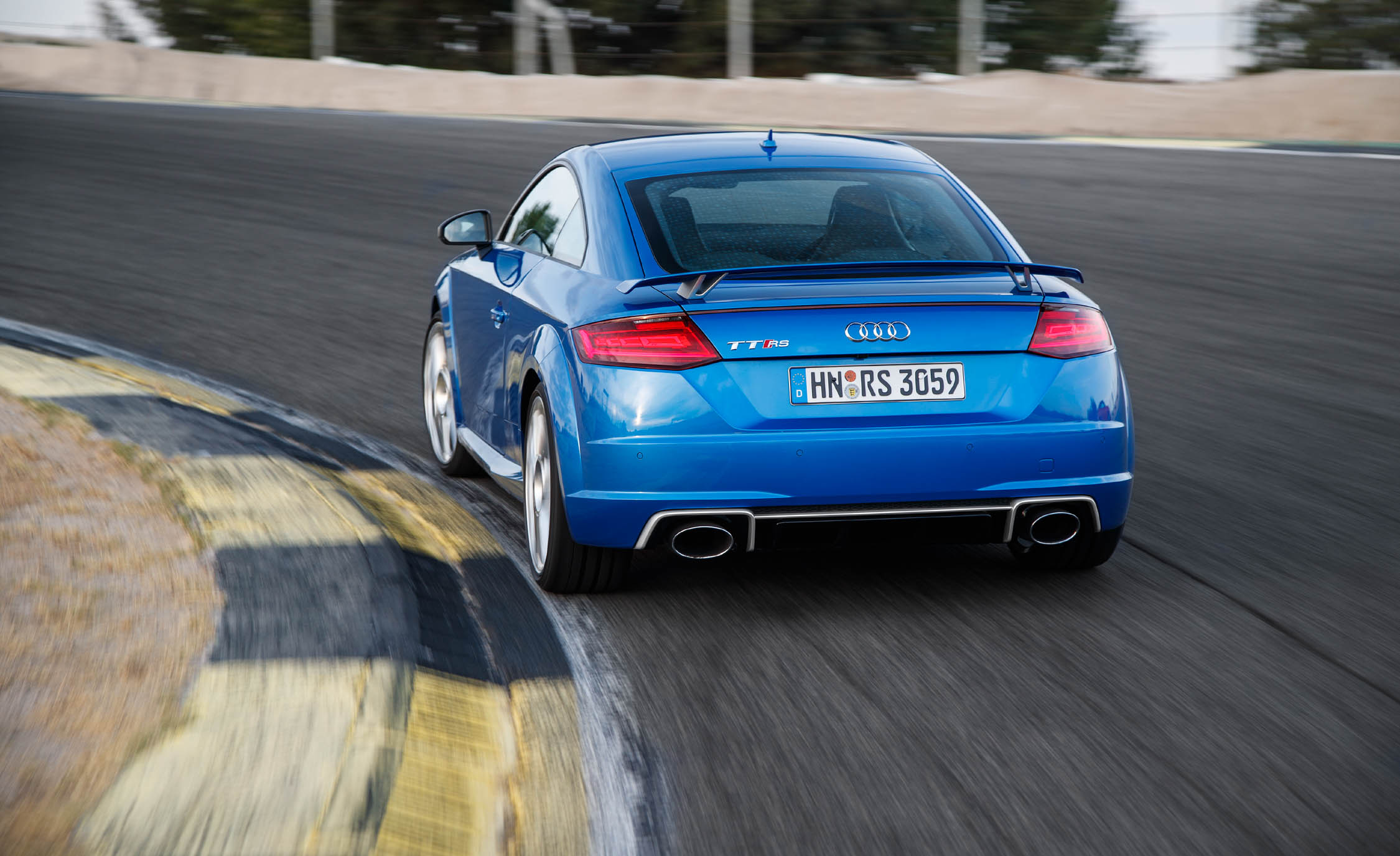 2017 Audi TT RS Coupe (View 30 of 34)