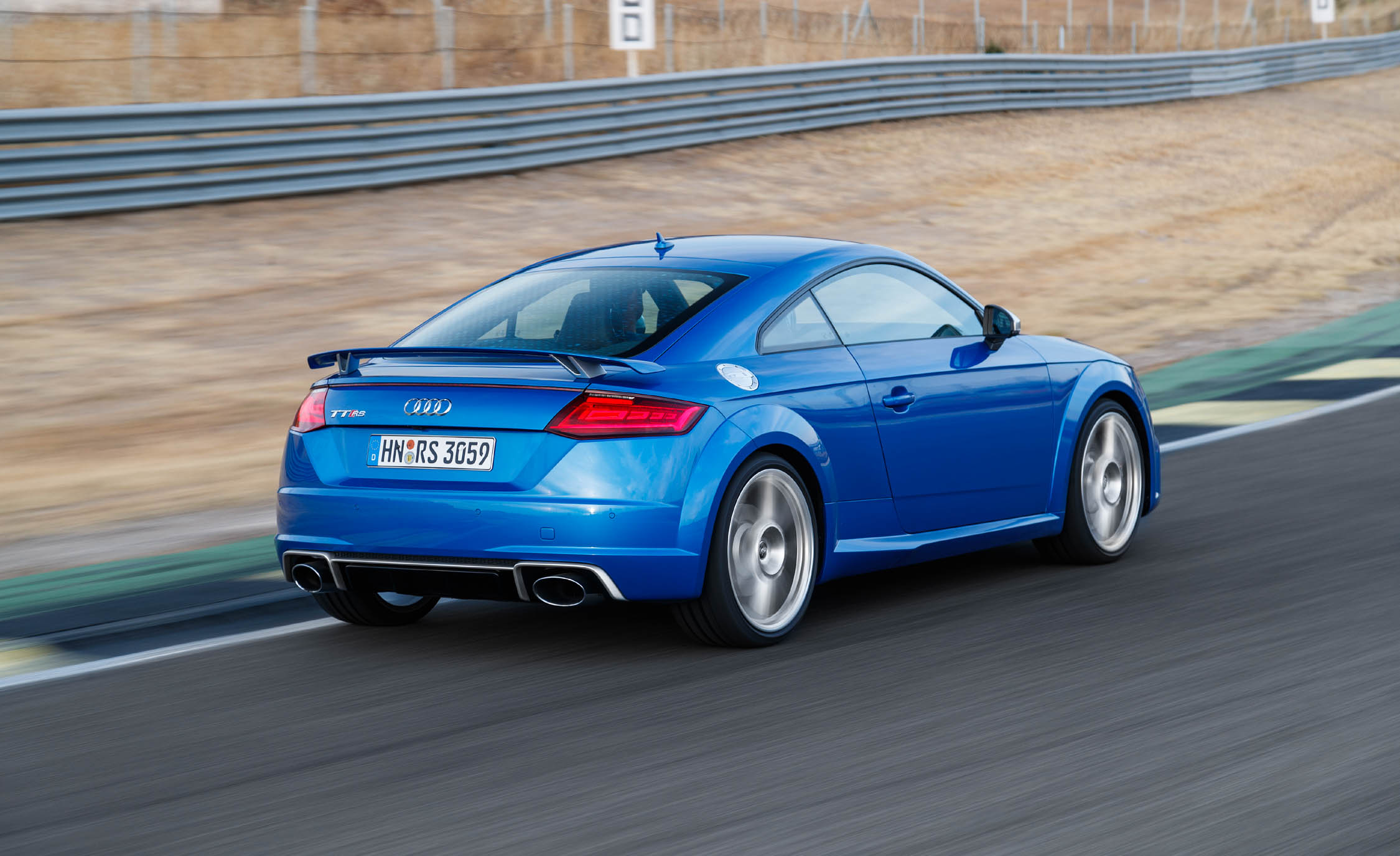 2017 Audi TT RS Coupe (View 31 of 34)