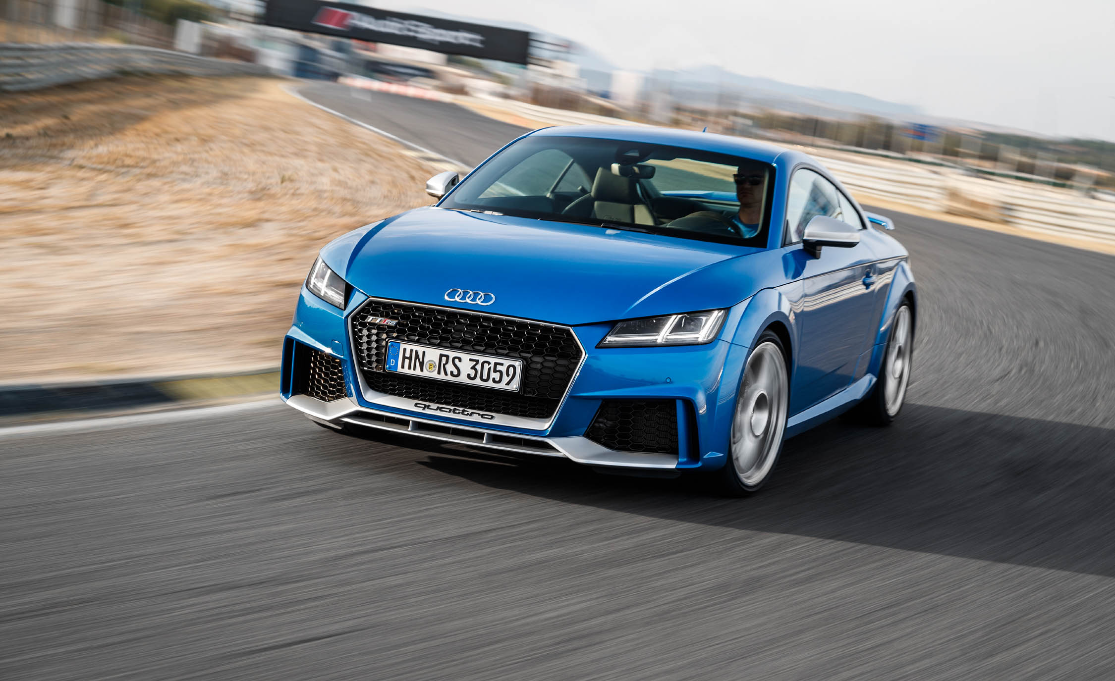 2017 Audi TT RS Coupe (View 32 of 34)