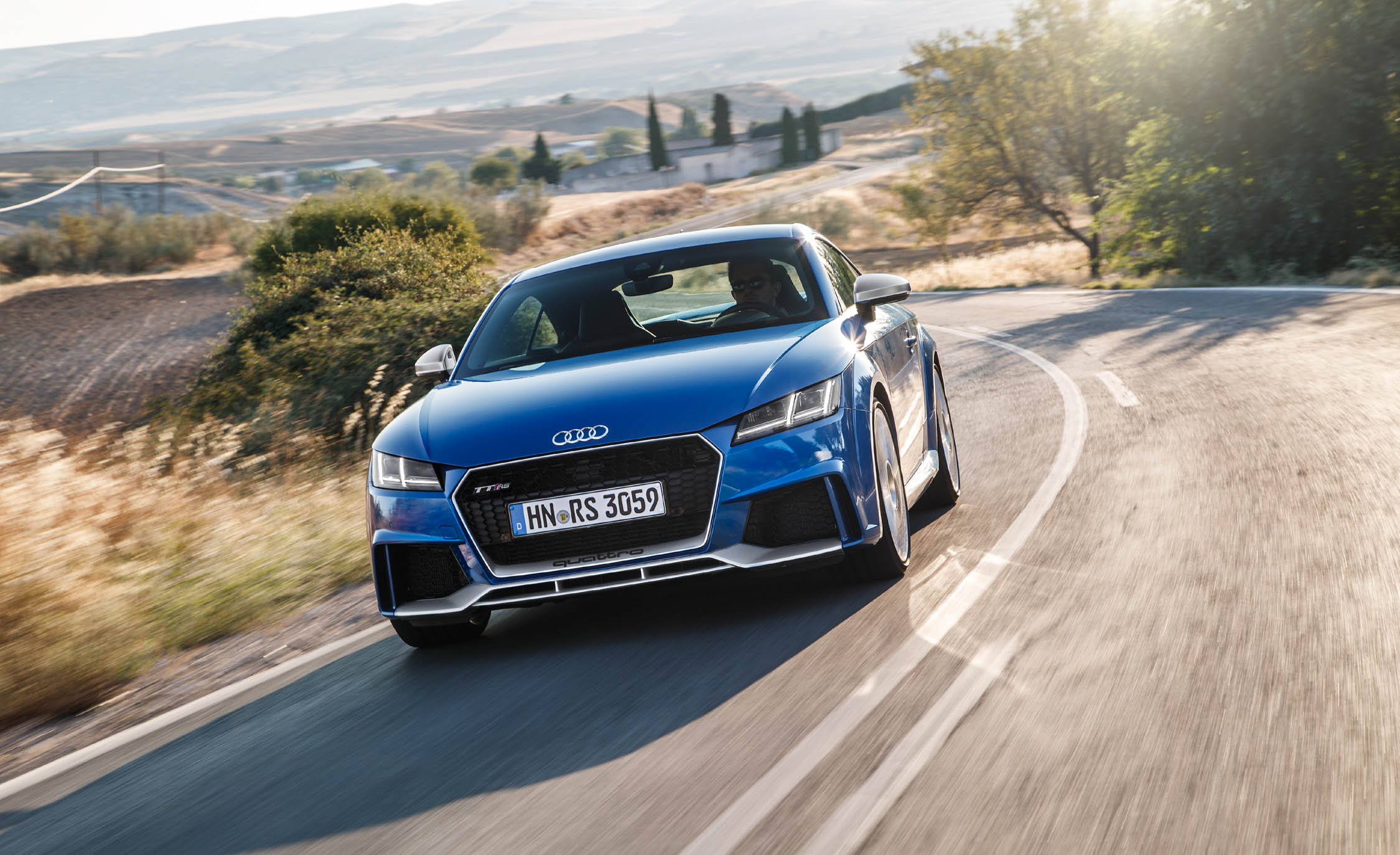 2017 Audi TT RS Coupe (Photo 33 of 34)