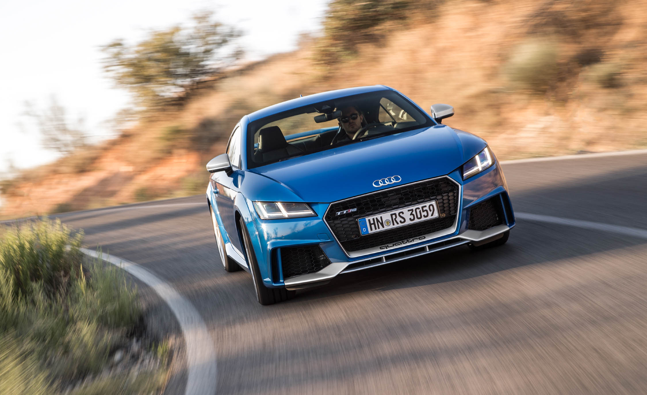 2017 Audi TT RS Coupe (View 34 of 34)