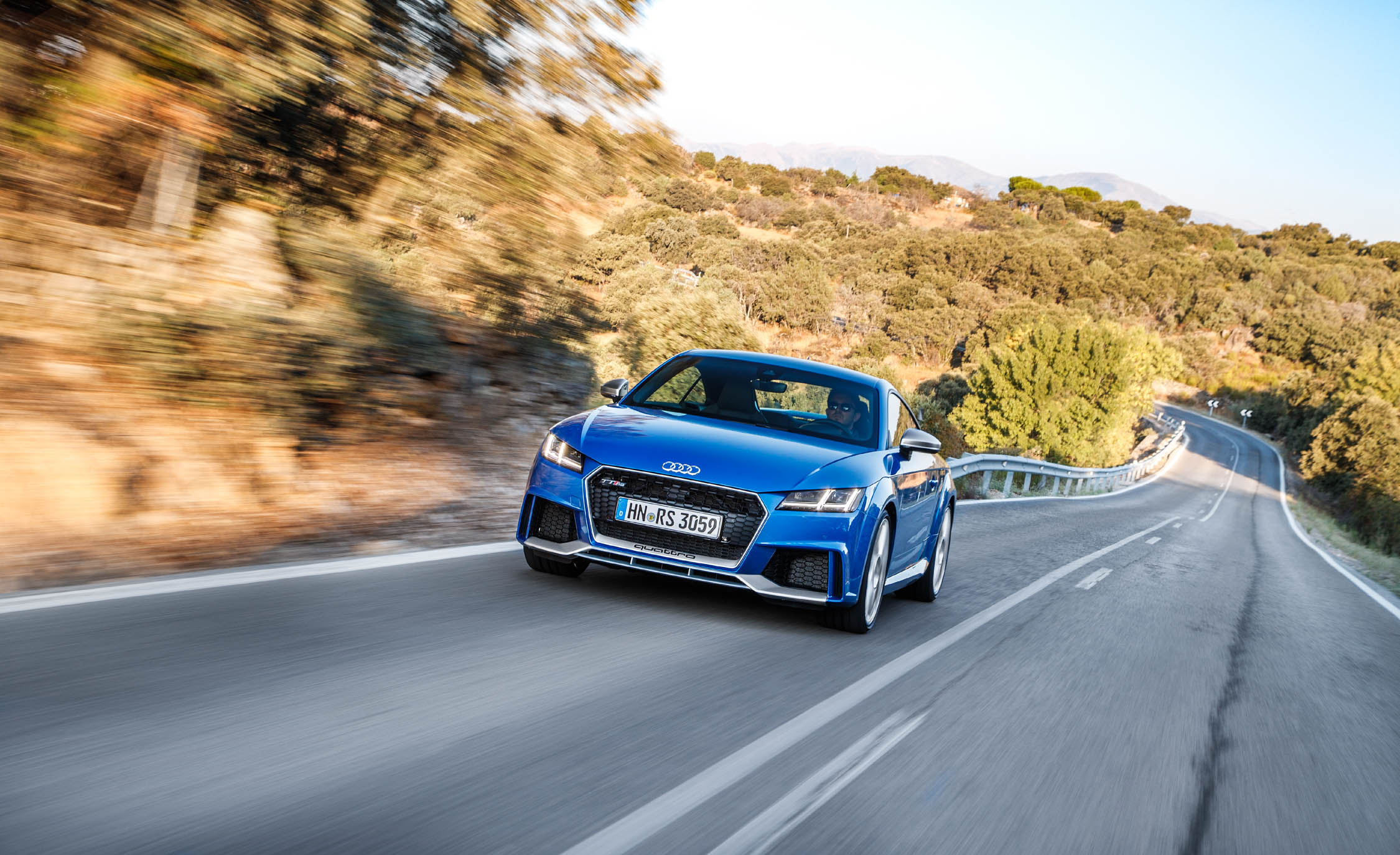 2017 Audi TT RS Coupe (Photo 1 of 34)