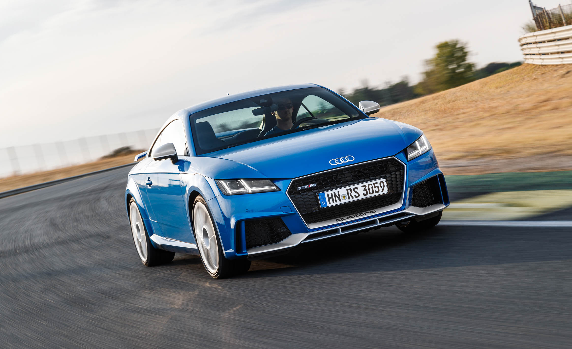 2017 Audi TT RS Coupe (Photo 2 of 34)