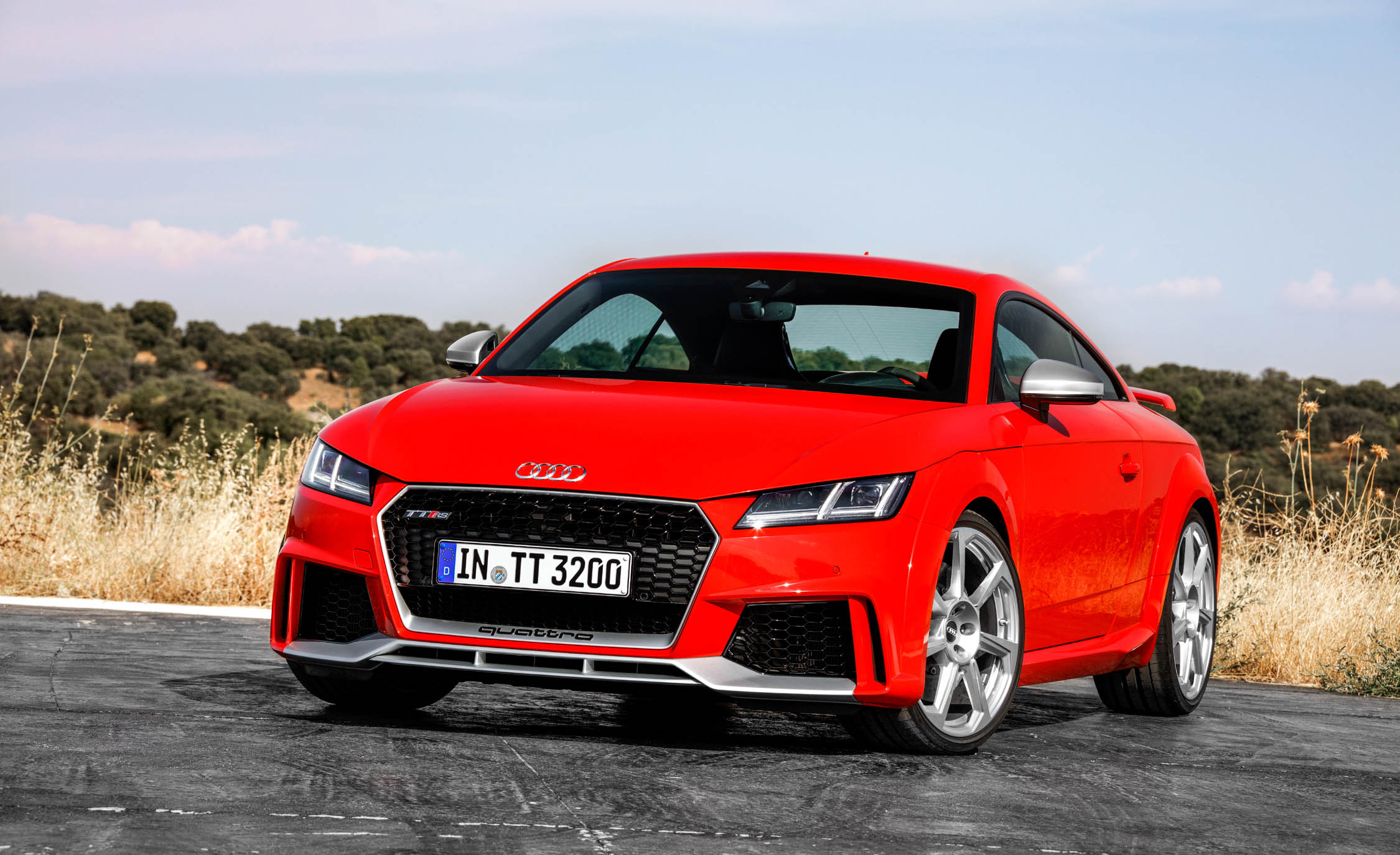 2017 Audi TT RS Coupe (View 3 of 34)