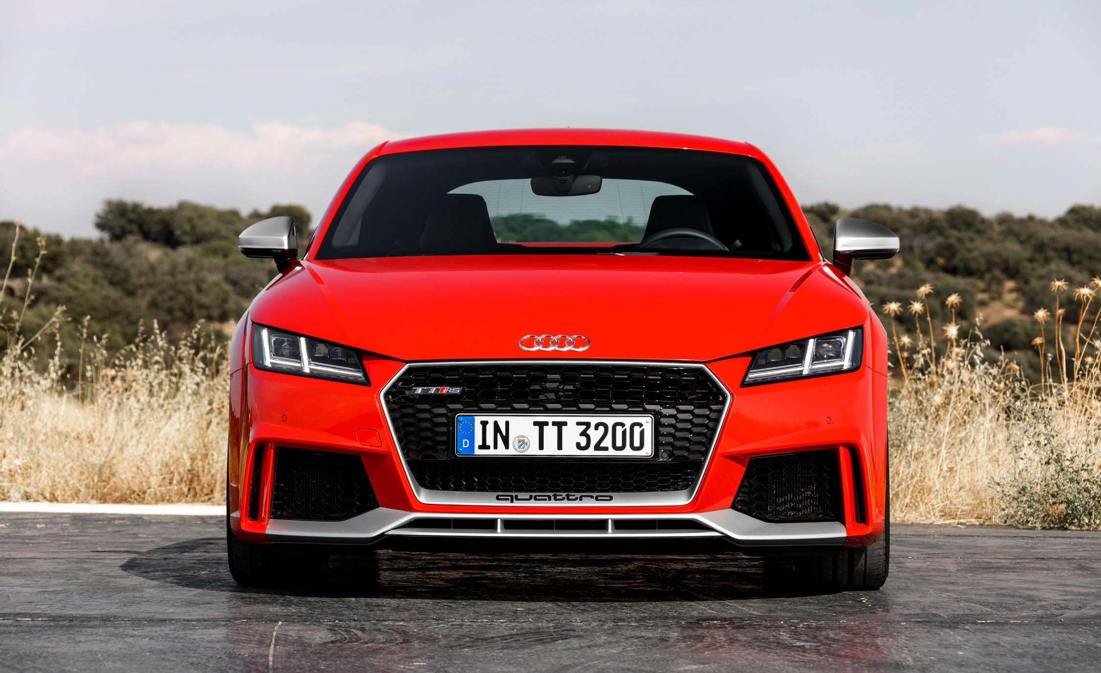 2017 Audi TT RS Coupe (View 4 of 34)