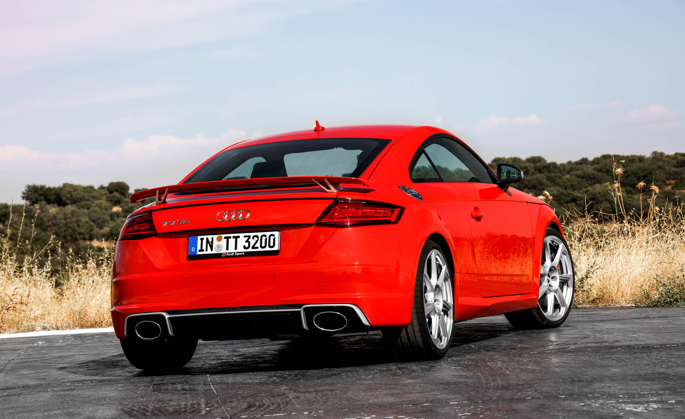 2017 Audi TT RS Coupe (View 5 of 34)