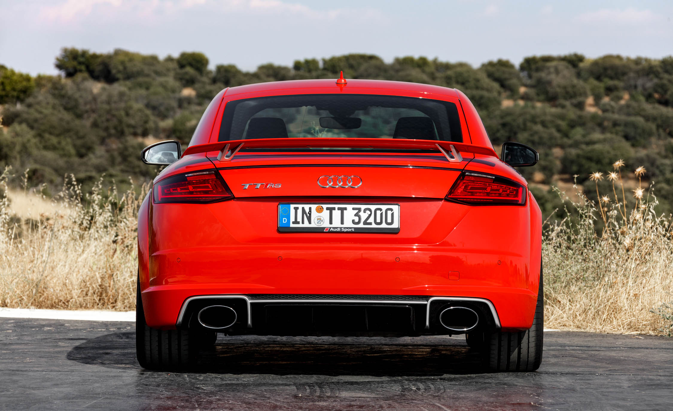 2017 Audi TT RS Coupe (View 6 of 34)