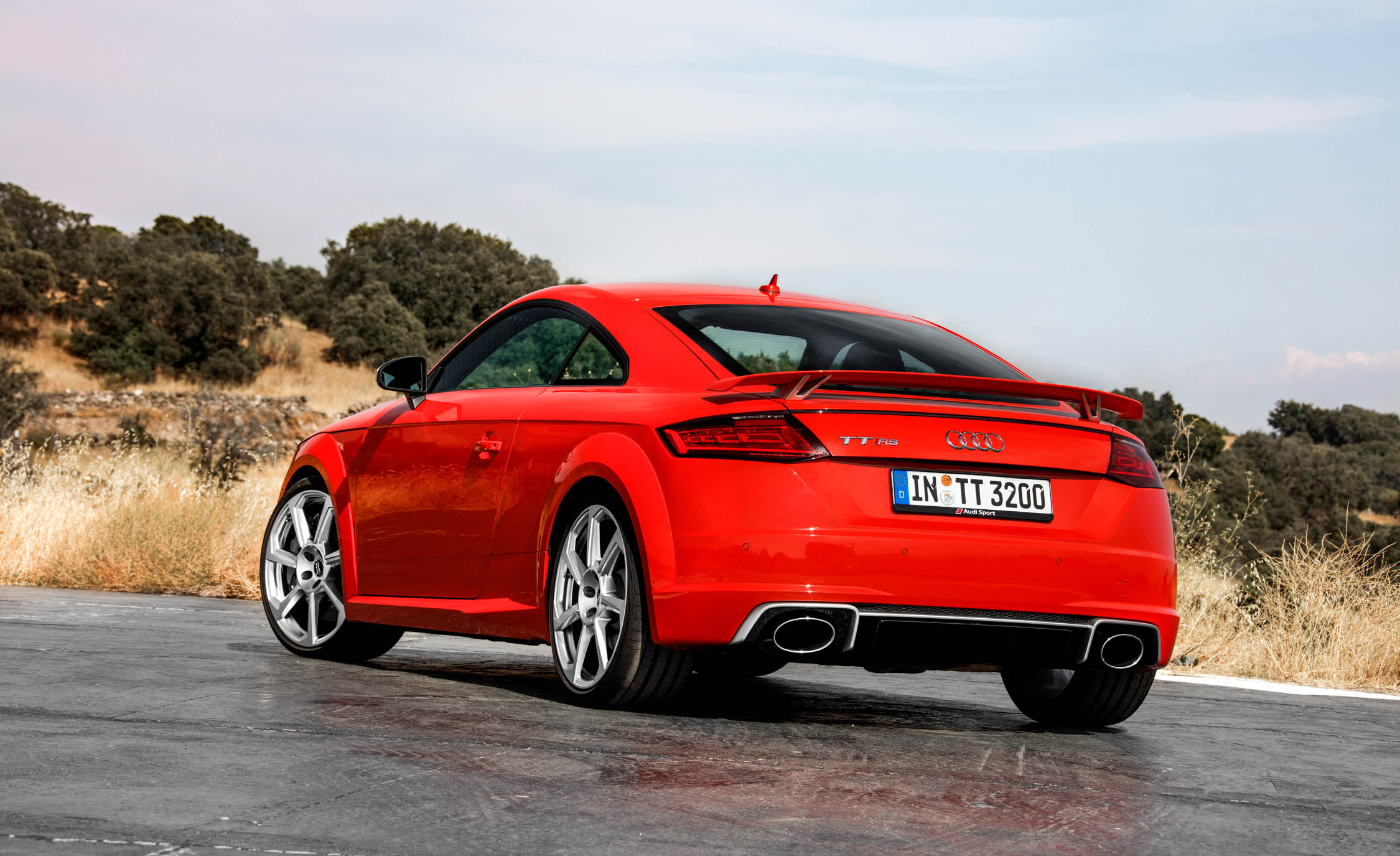 2017 Audi TT RS Coupe (View 7 of 34)