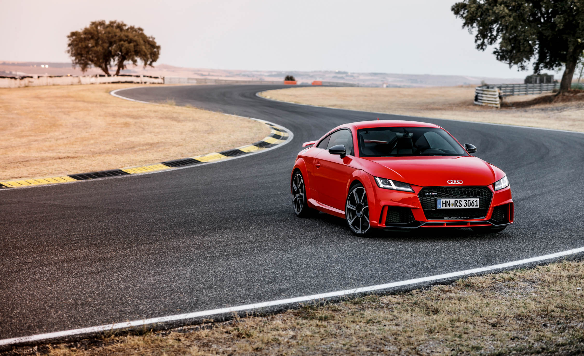 2017 Audi TT RS Coupe (View 9 of 34)