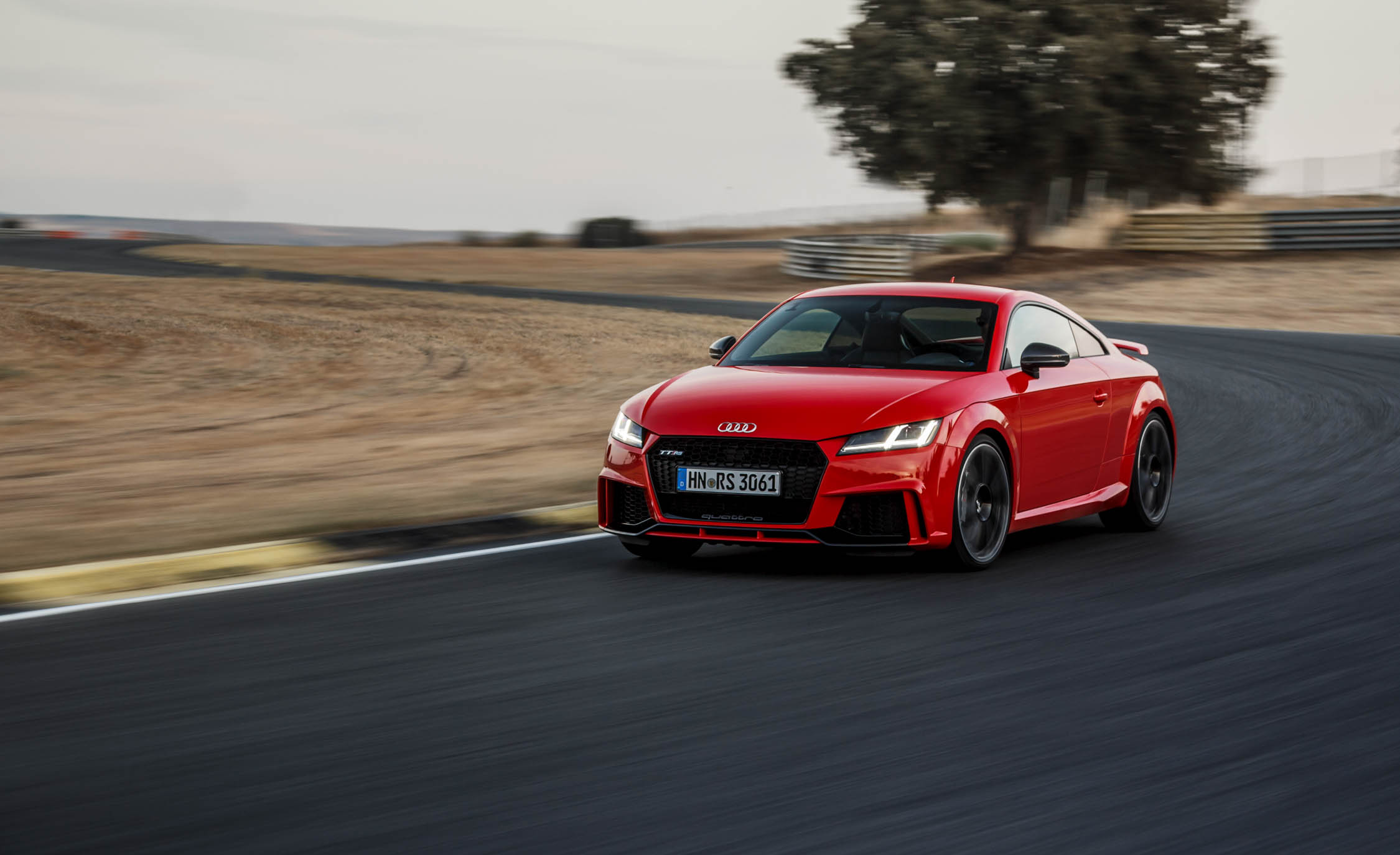 2017 Audi TT RS Coupe (View 12 of 34)