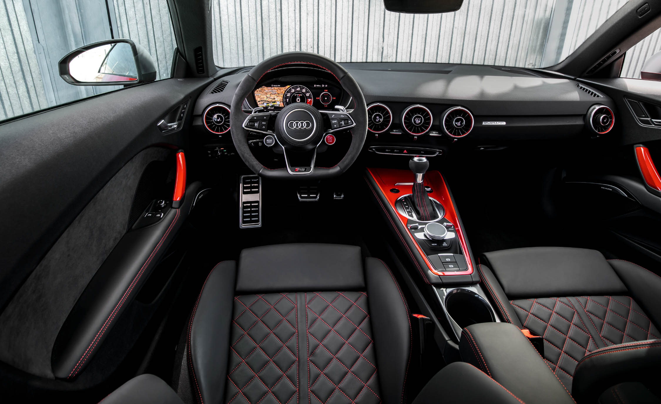2017 Audi TT RS Coupe (View 19 of 34)