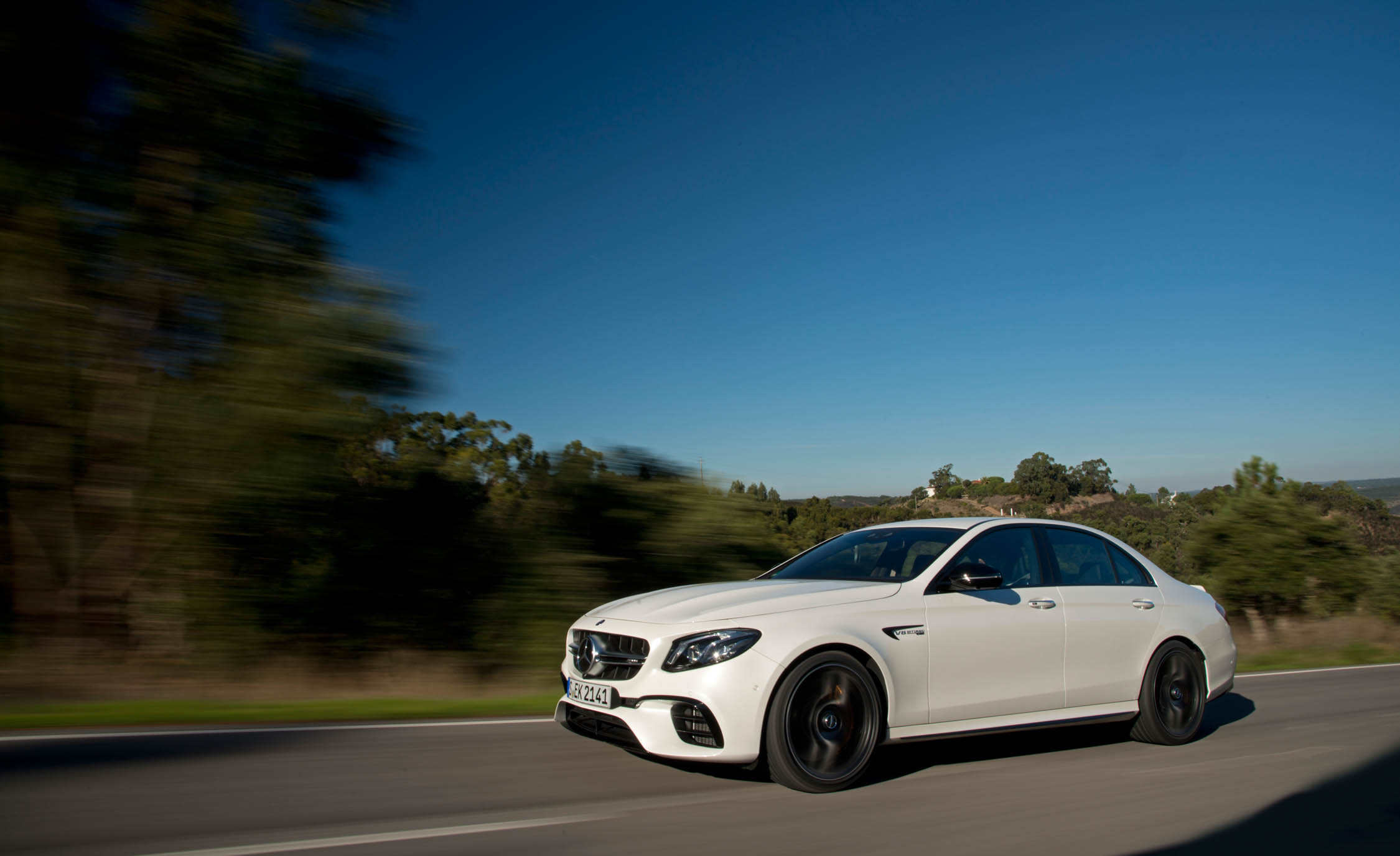 2018 Mercedes AMG E63 Performance (Photo 27 of 41)