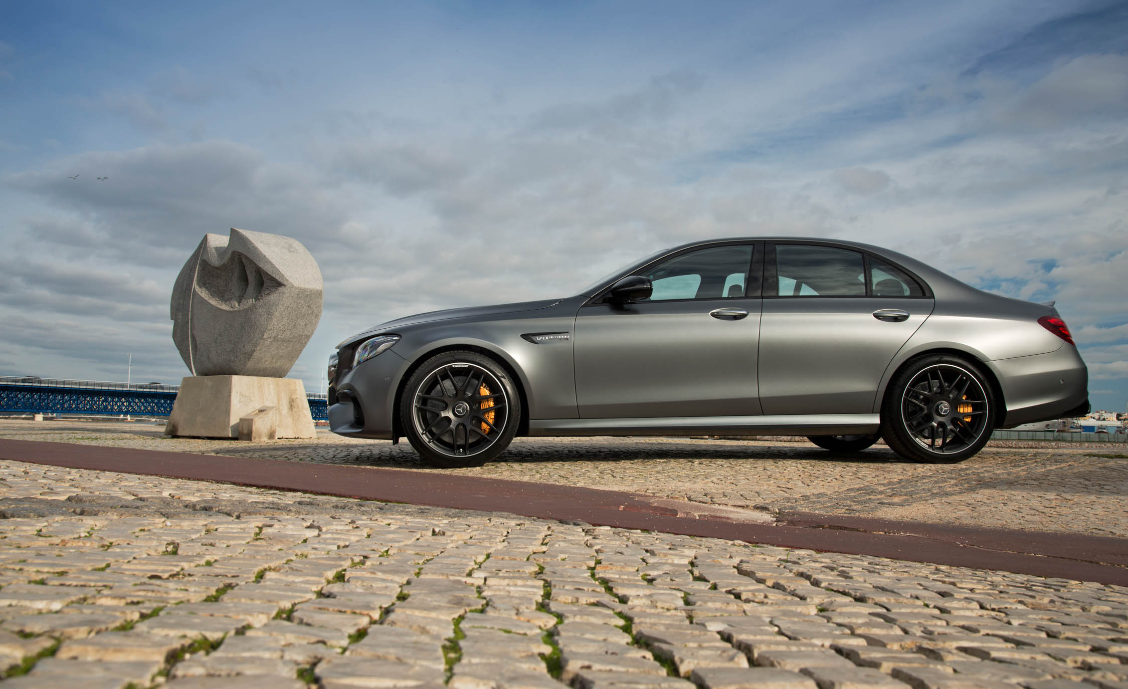 2018 Mercedes AMG E63 Sedan (Photo 5 of 41)