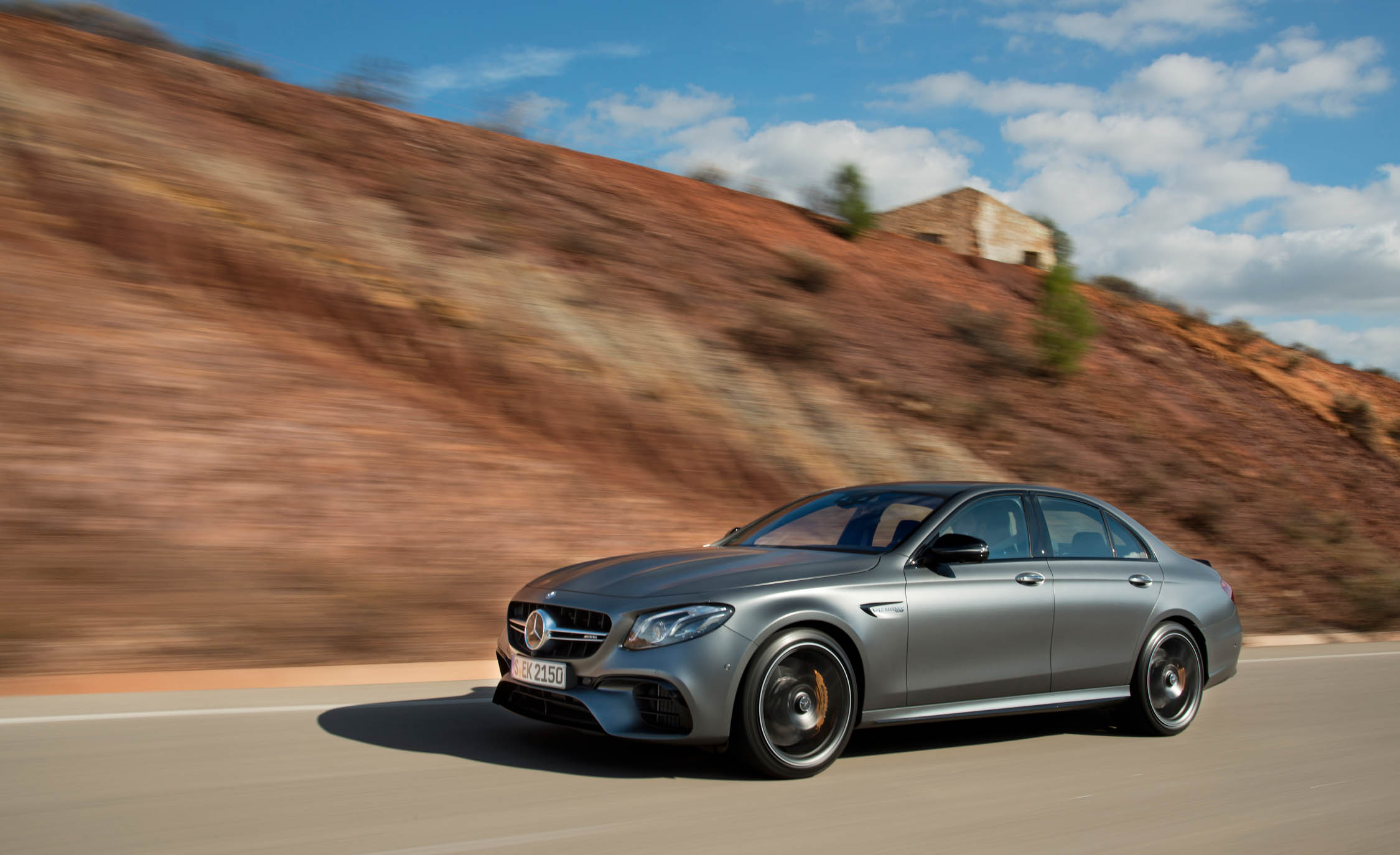 2018 Mercedes AMG E63 Sedan (Photo 7 of 41)